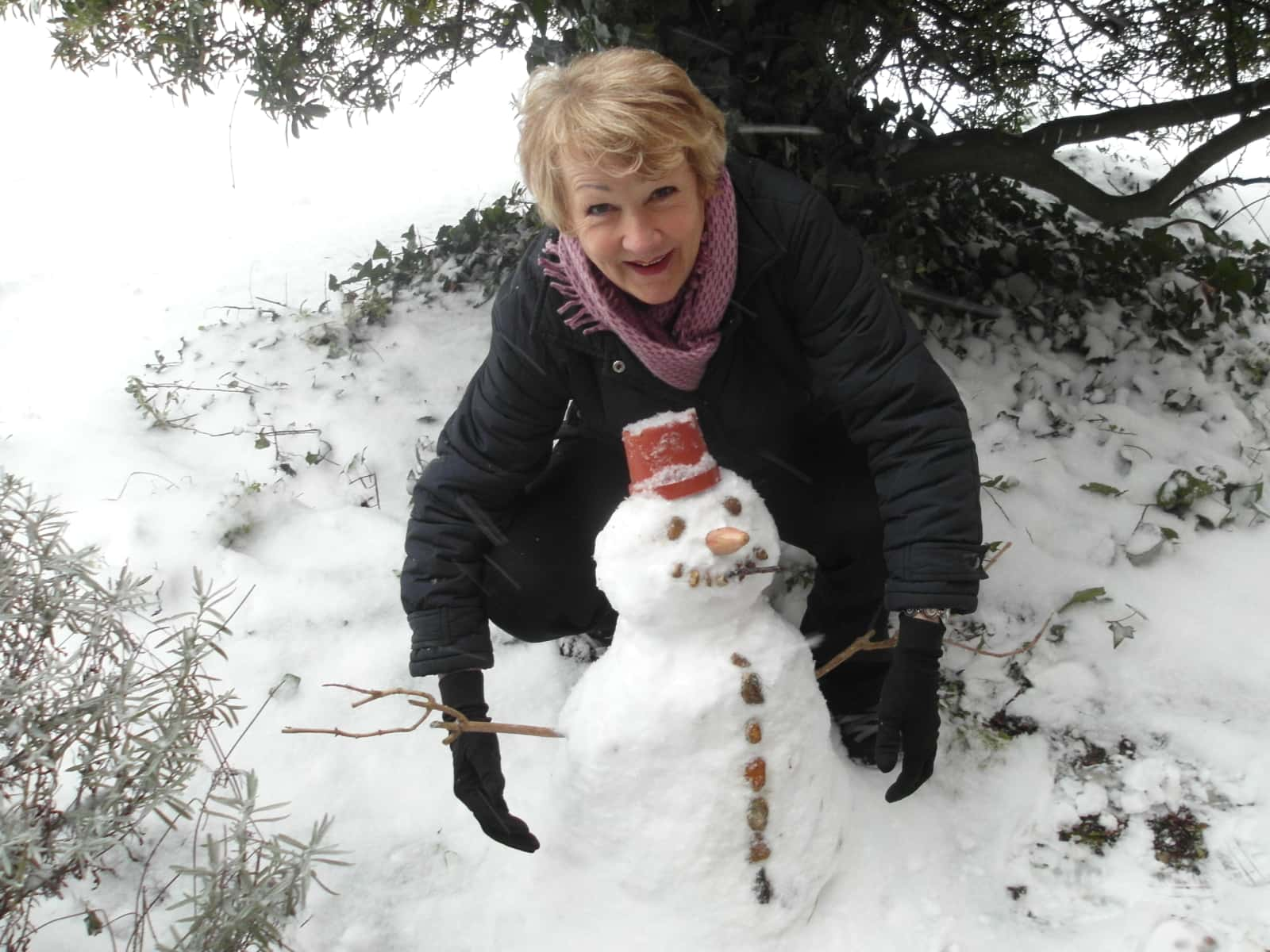Sally from London, United Kingdom