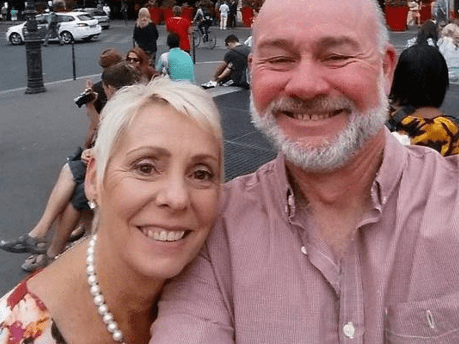 Stephen & Fiona from Booval, Queensland, Australia