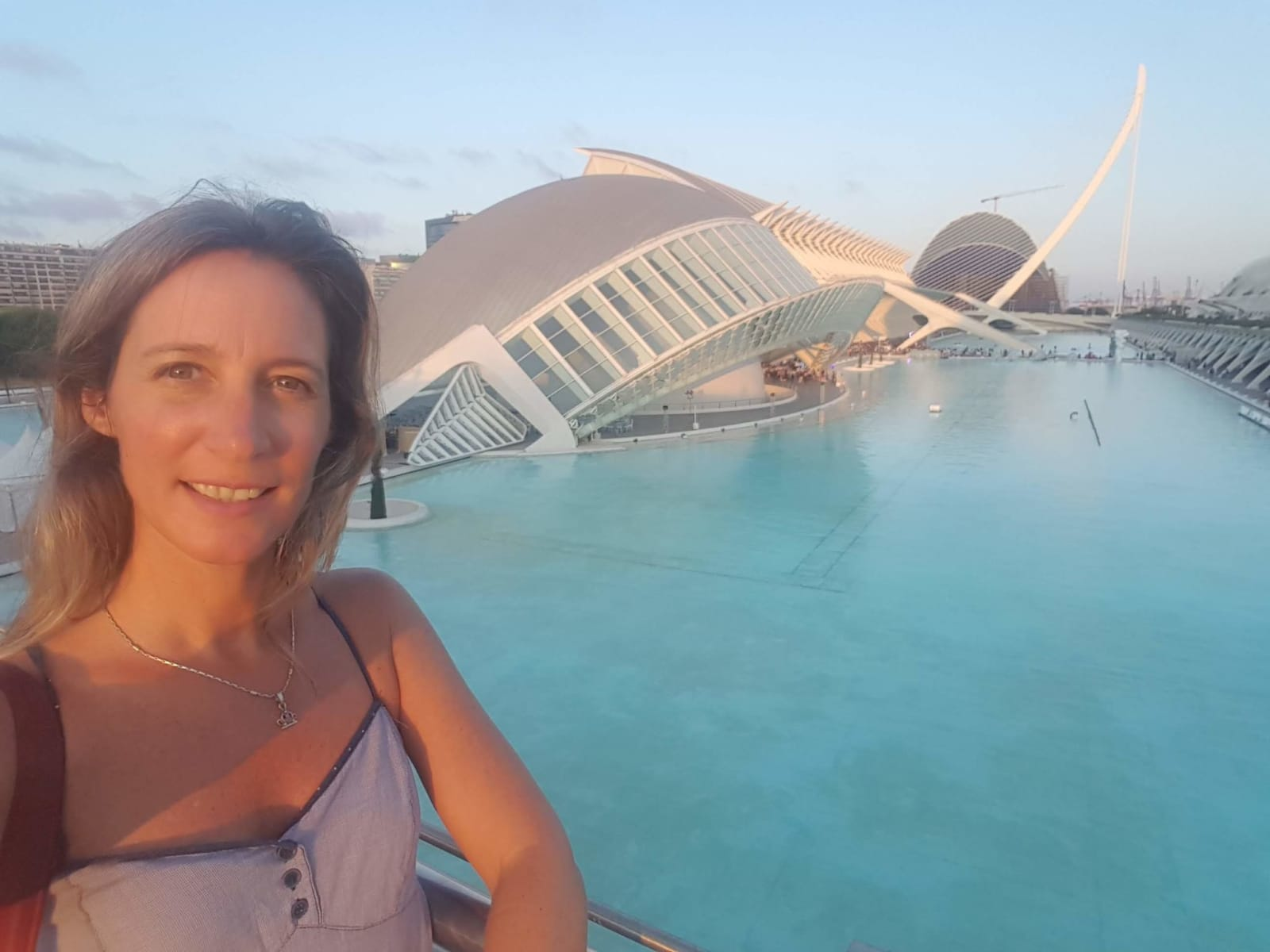 Betiana from Valencia, Spain