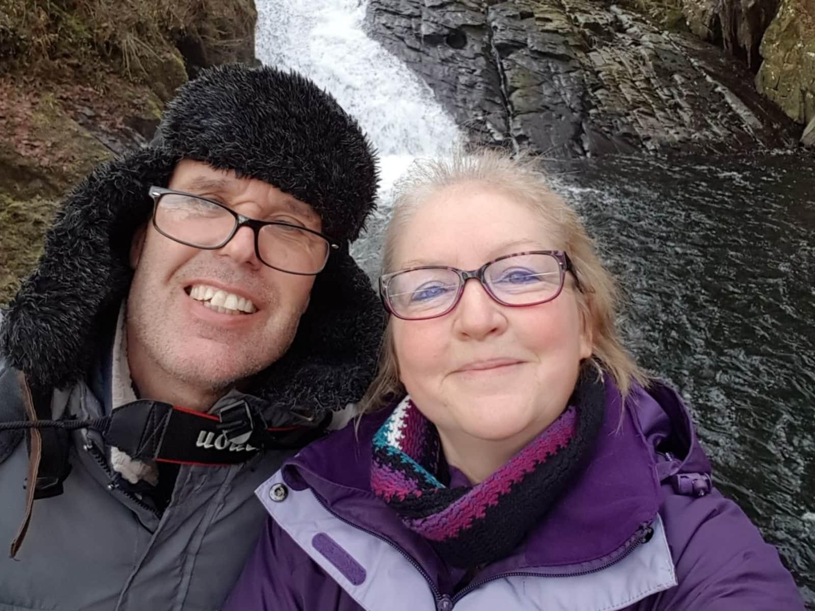 Louise & Robert from Market Harborough, United Kingdom