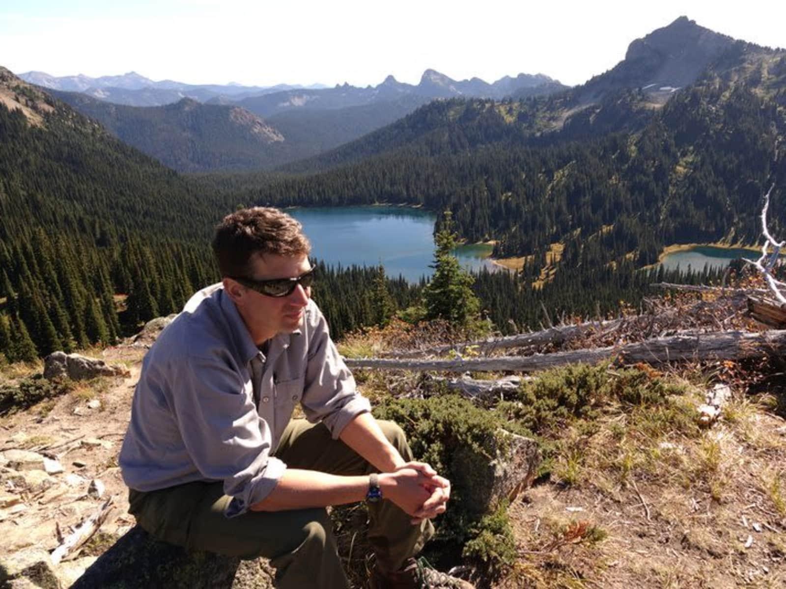 Kevin from Packwood, Washington, United States