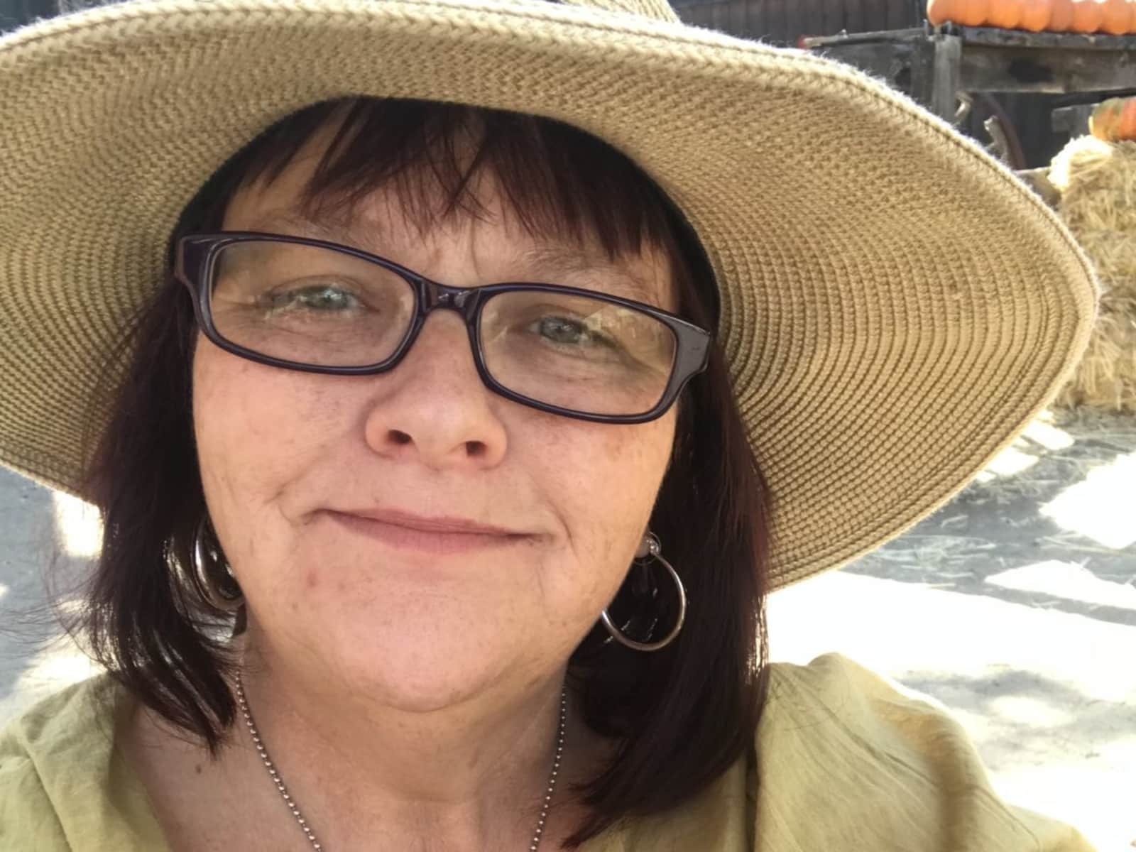 Susan from Sonora, California, United States