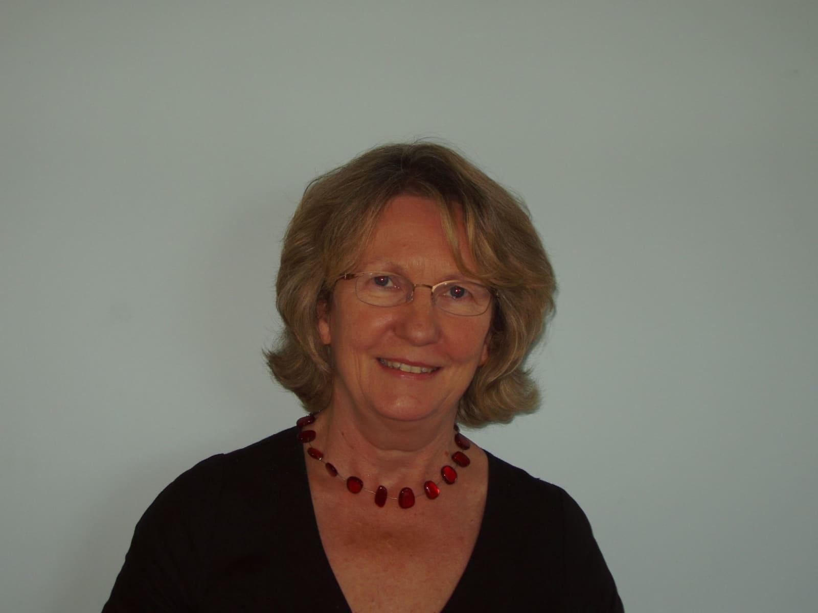 Kirsteen from Edinburgh, United Kingdom