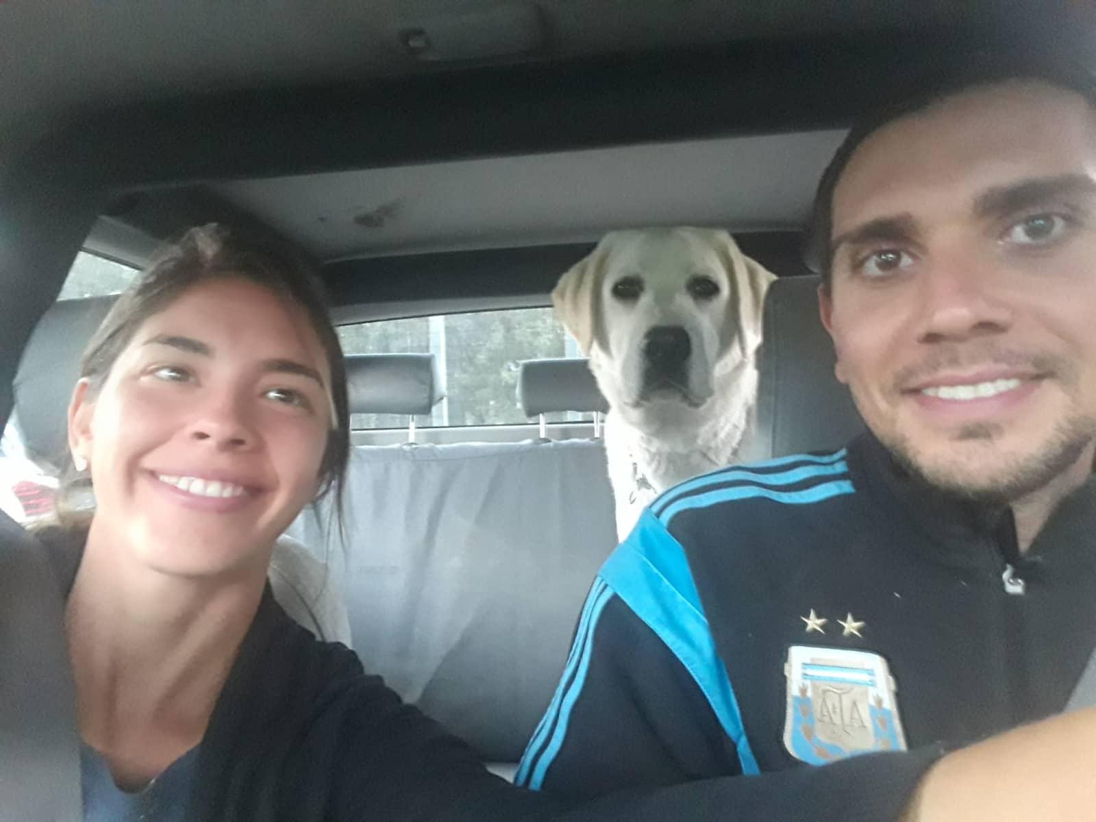 Paula sofia & Facundo from Mendoza, Argentina
