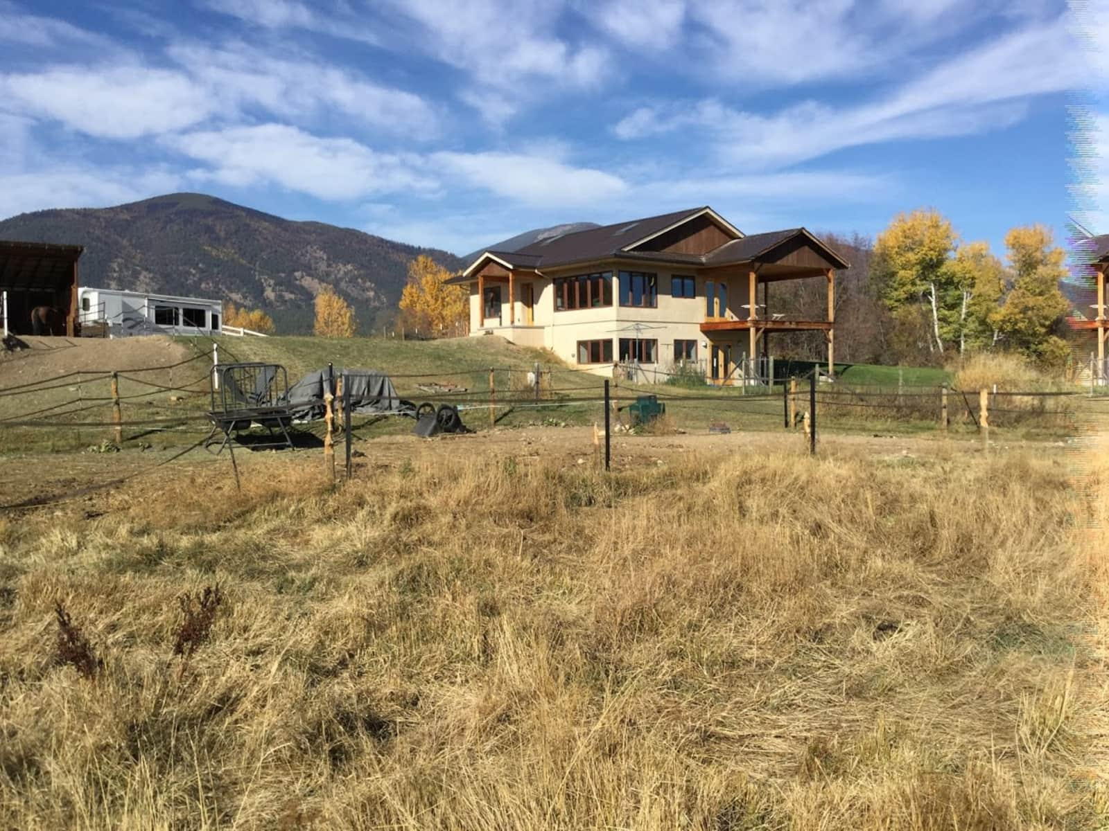 Housesitting assignment in Florence, Montana, United States