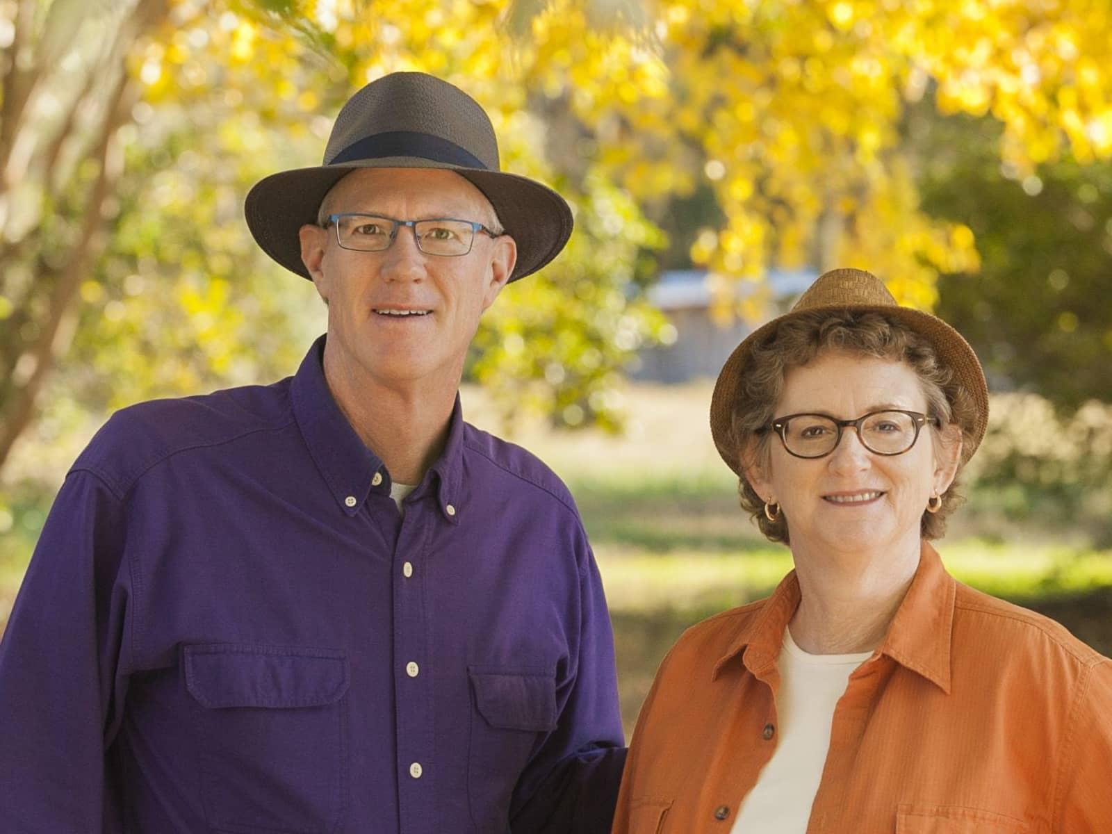 Linda & Charles from Raleigh, North Carolina, United States