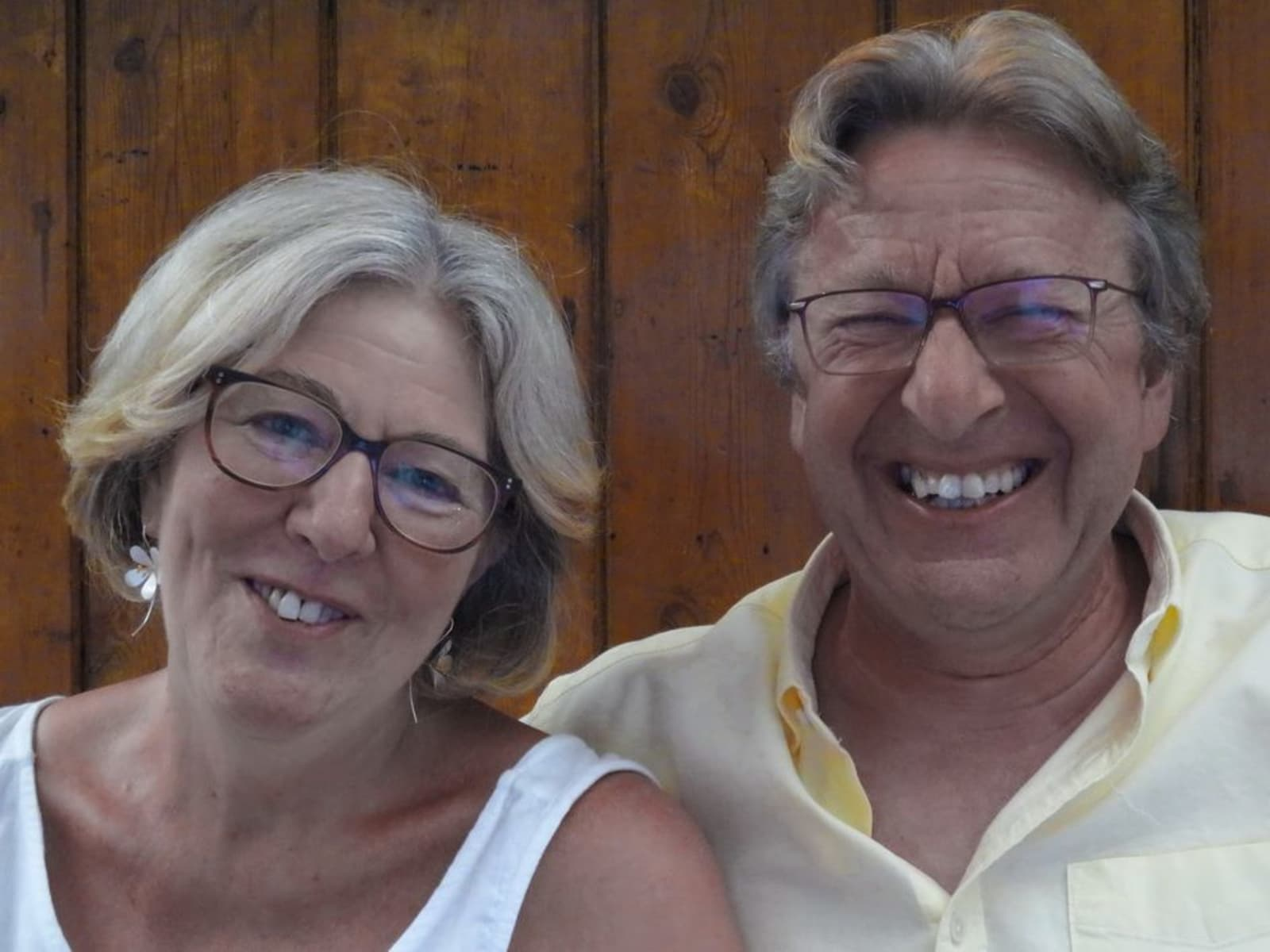 Judy and martin & Martin from Devizes, United Kingdom