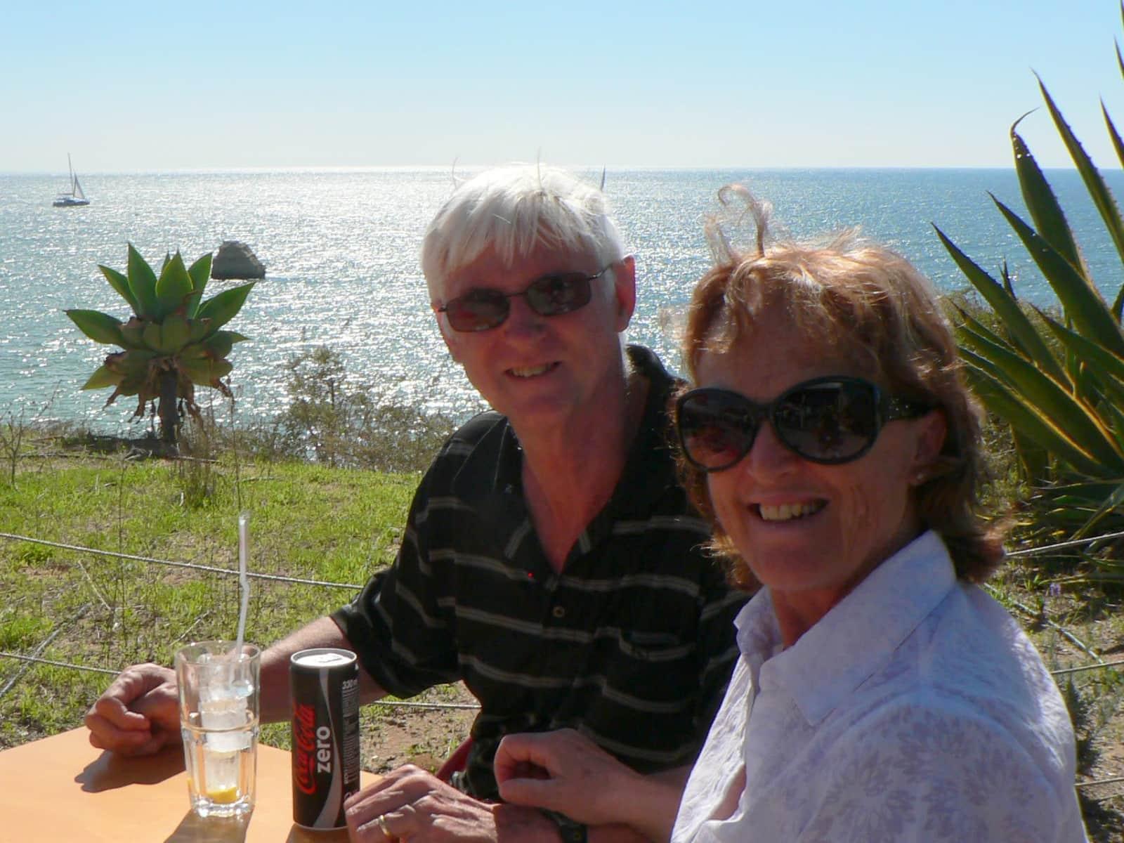 Jennie & Joseph (greg) from Lakes Entrance, Victoria, Australia