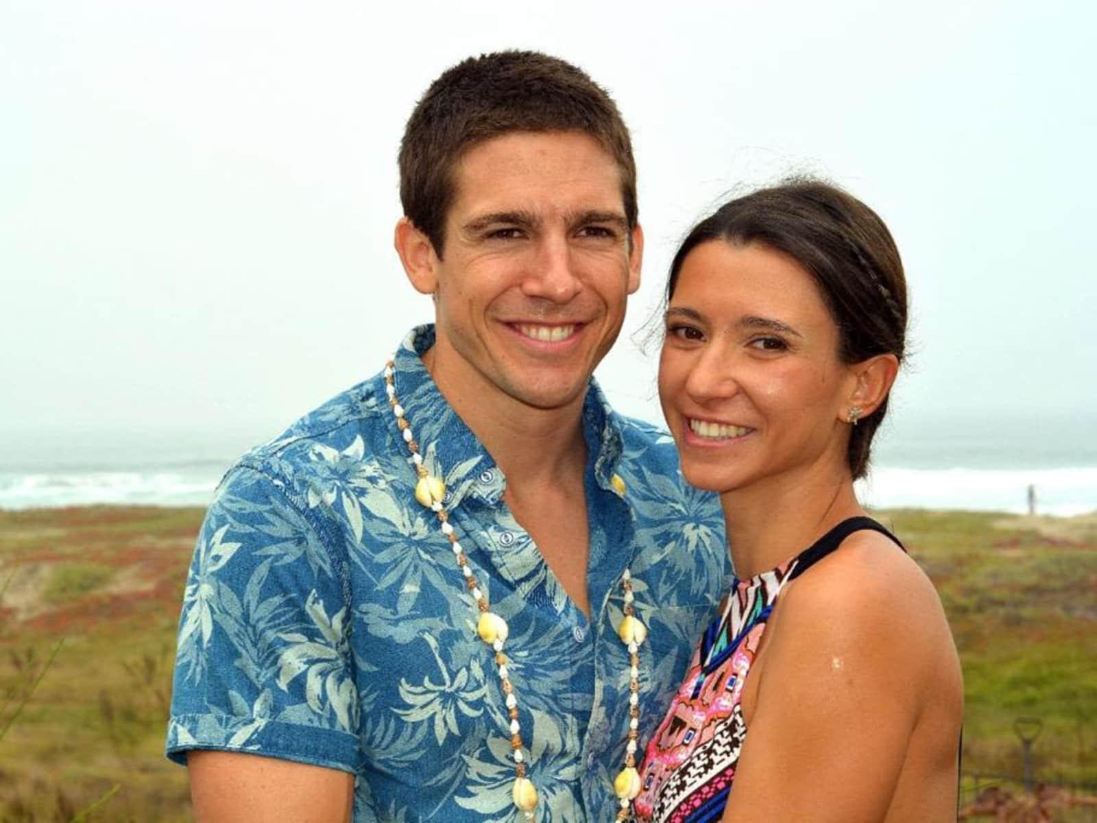 Pamela & Ignacio from Santiago, Chile