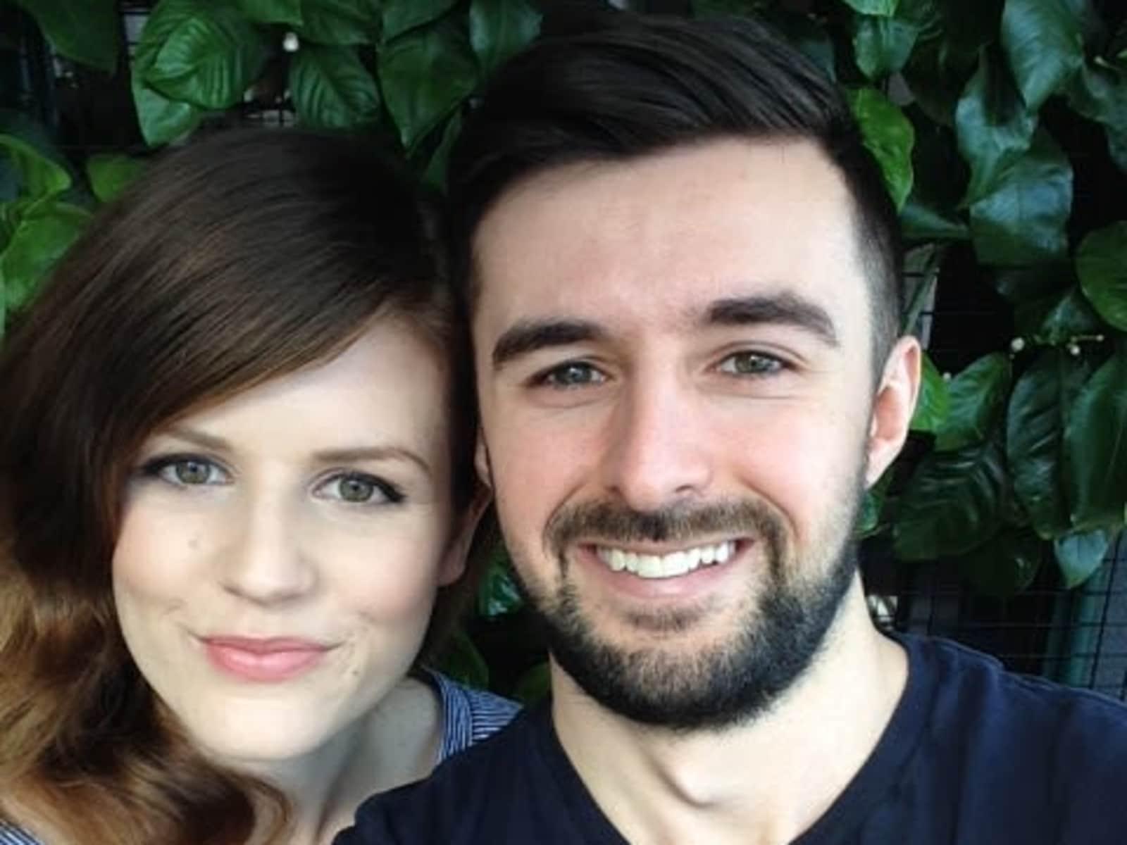 Julia & Dimitri from Melbourne, Victoria, Australia