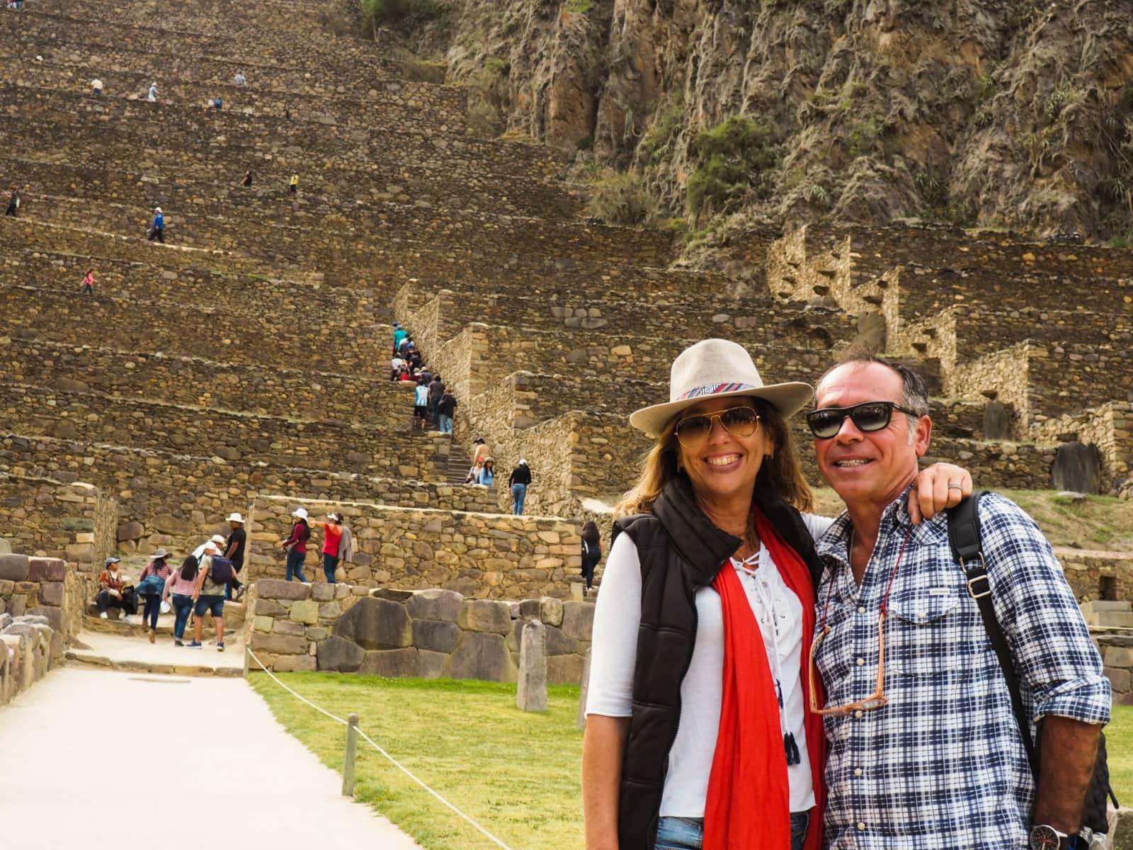 Sonia & Roberto from Rio de Janeiro, Brazil