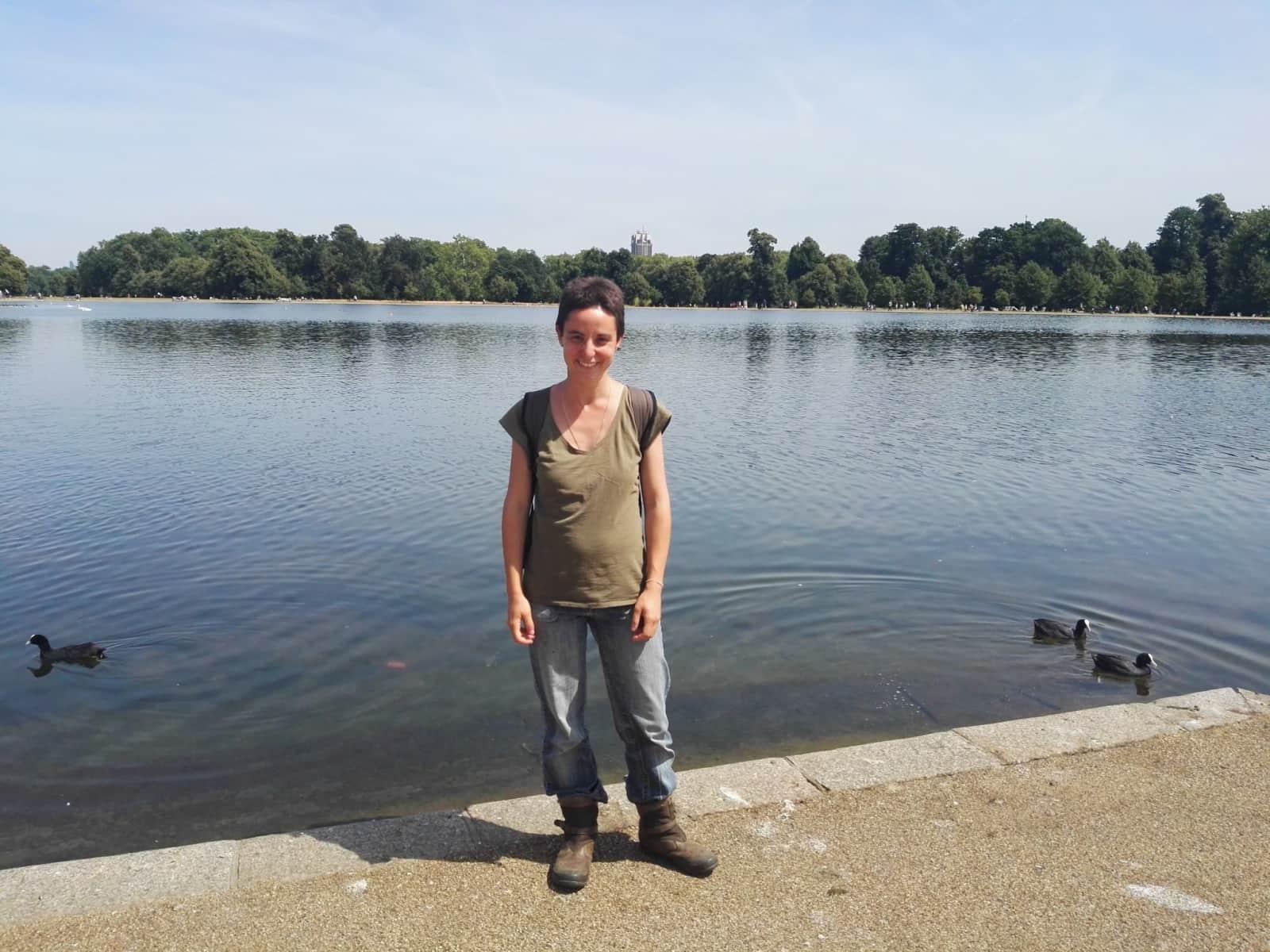 Giorgia from Hemel Hempstead, United Kingdom