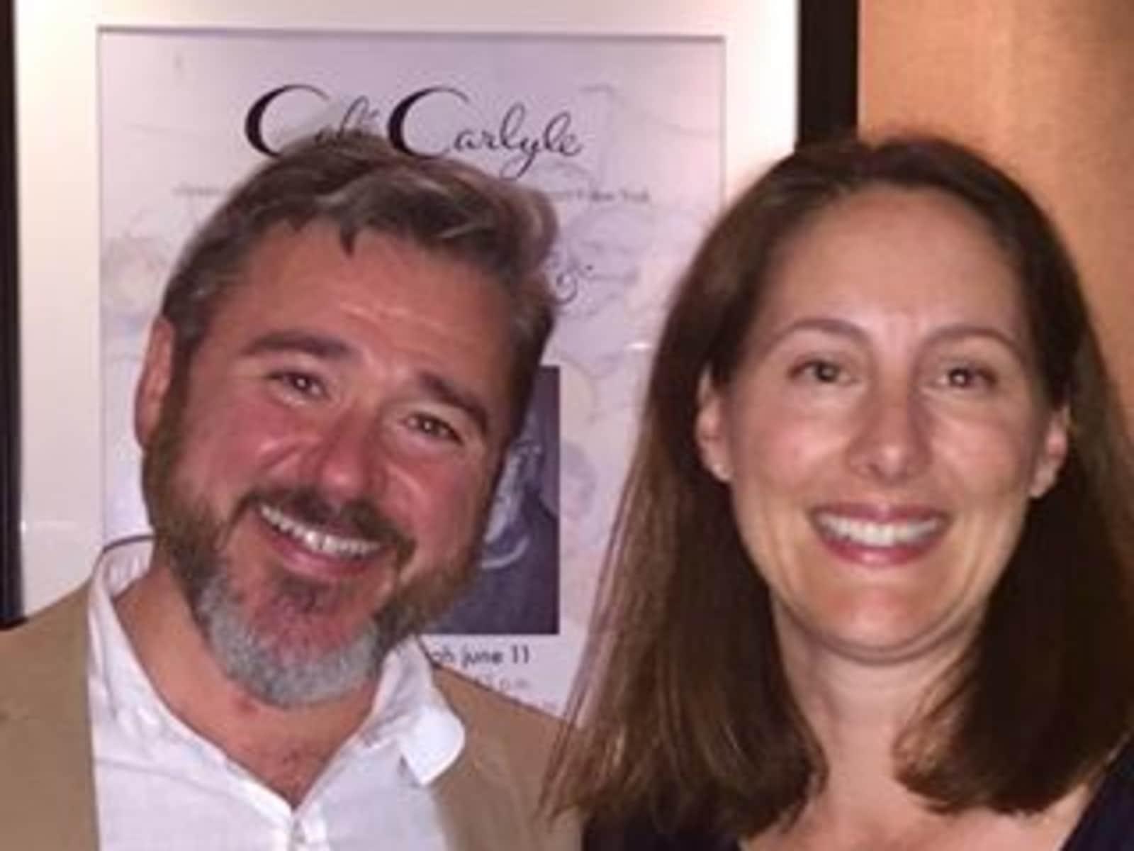 Richard & Valerie from Penshurst, United Kingdom