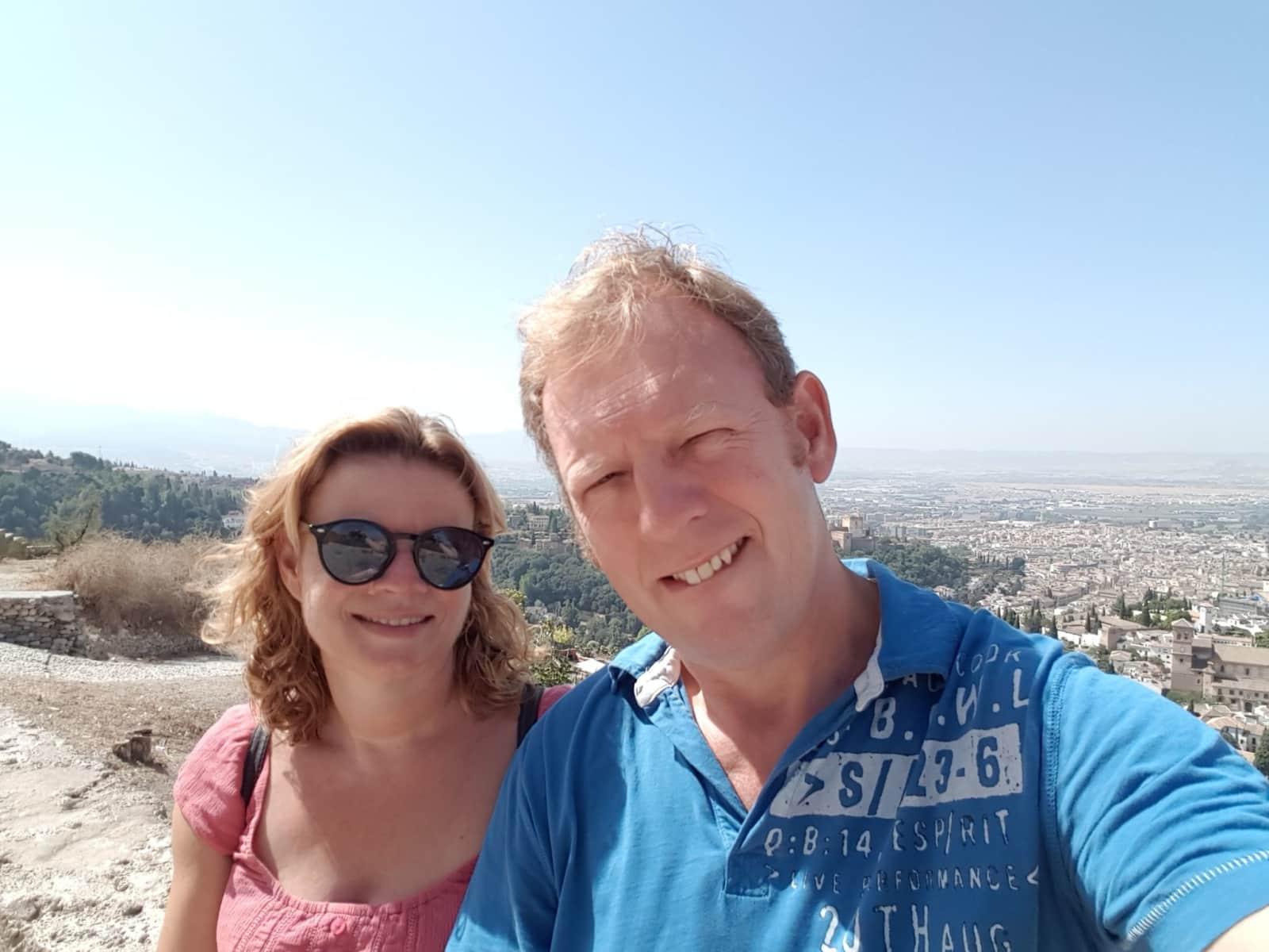 Freka & Rob from Groningen, Netherlands
