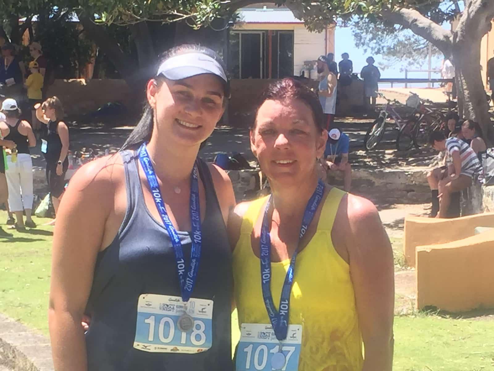 Carolyn from Perth, Western Australia, Australia