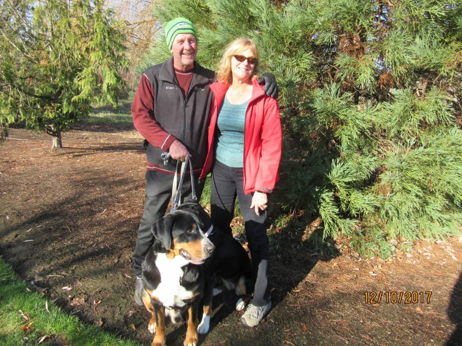 Brian & Jane from North Bend, Washington, United States