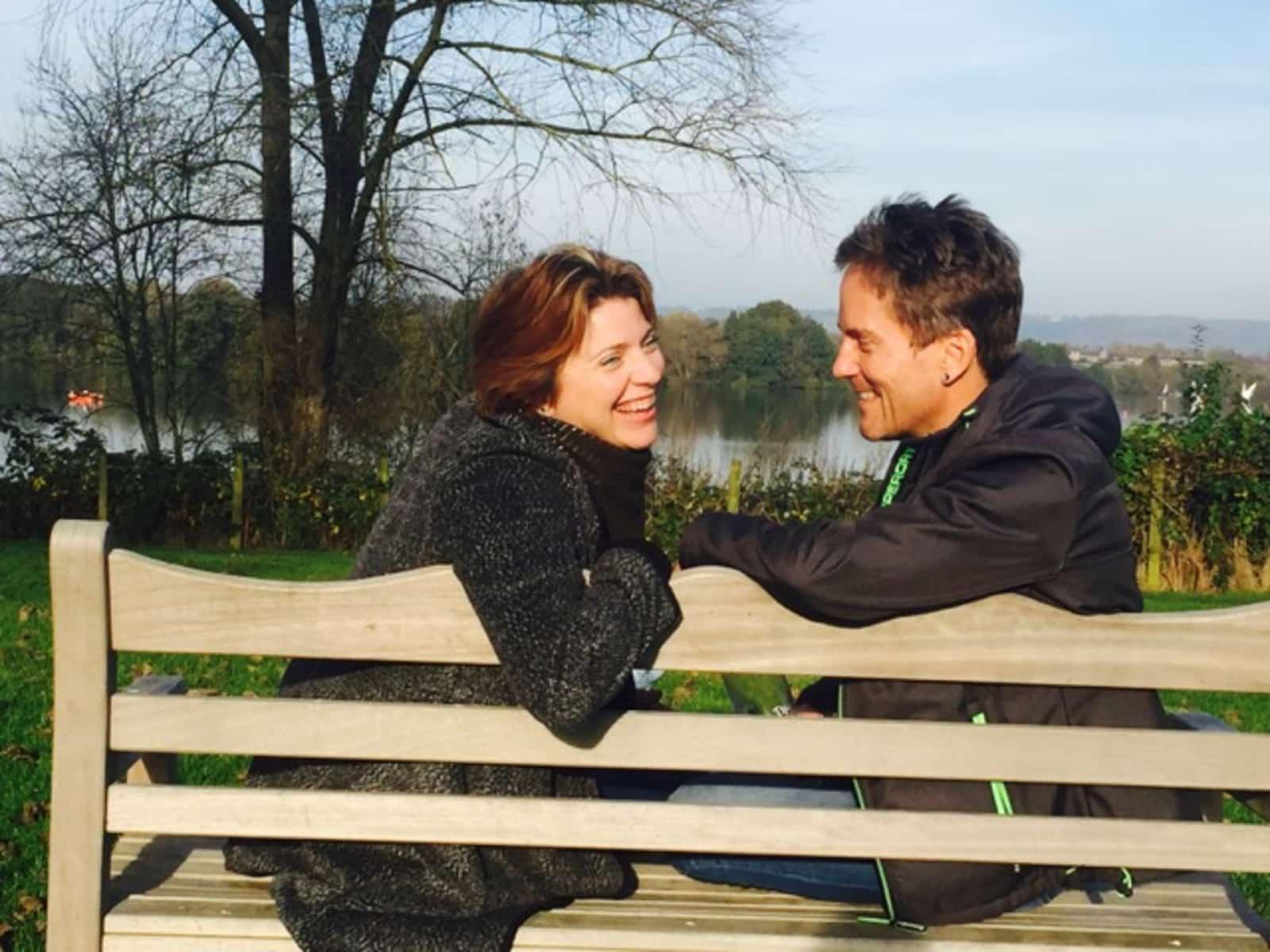 Ellie & Rob from Farnborough, United Kingdom