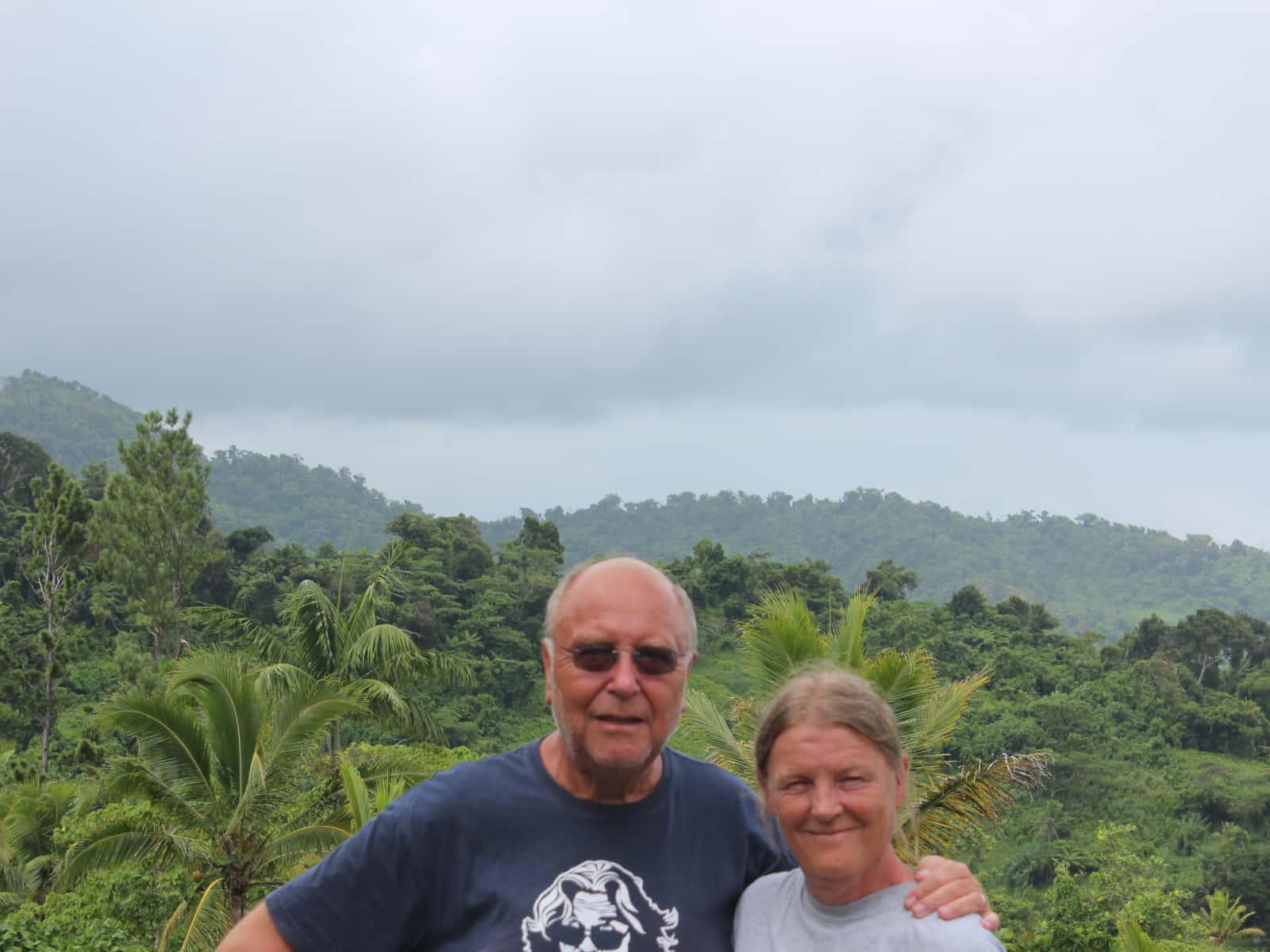Anny & Peter from Copenhagen, Denmark