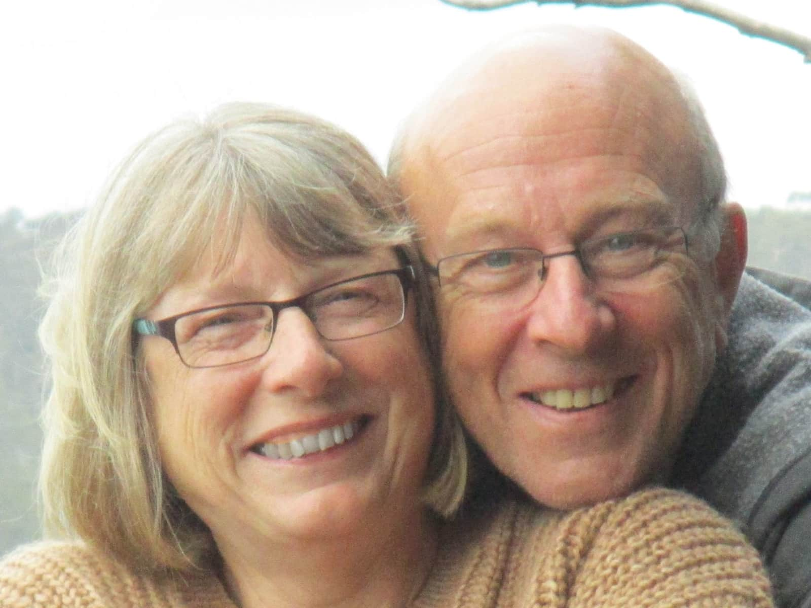 Norma & Alan from London, United Kingdom