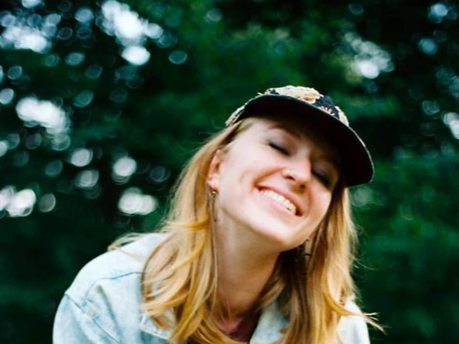 Jaclyn from Washington, D.C., Washington, D.C., United States
