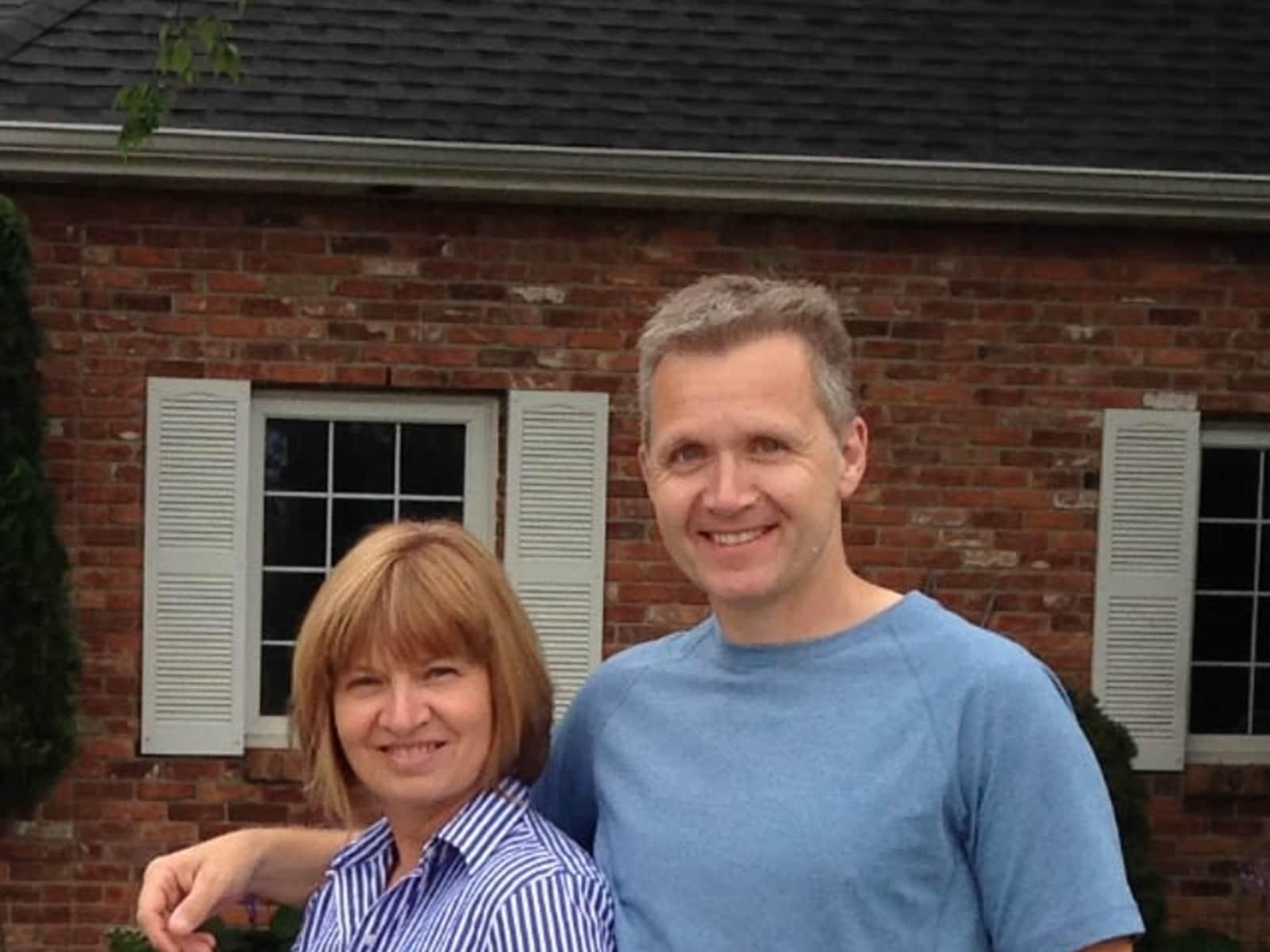 Brenda & Darcy from Windsor, Ontario, Canada