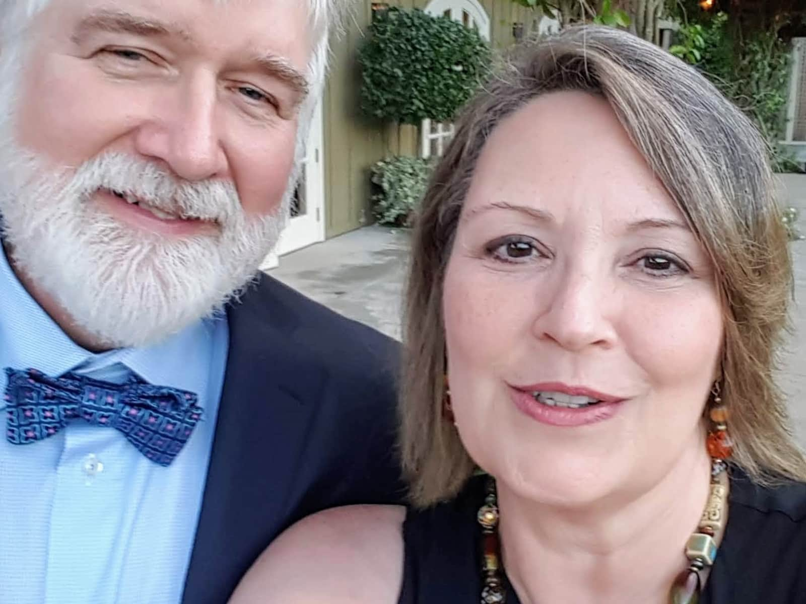 Kelly & Larry from Raleigh, North Carolina, United States