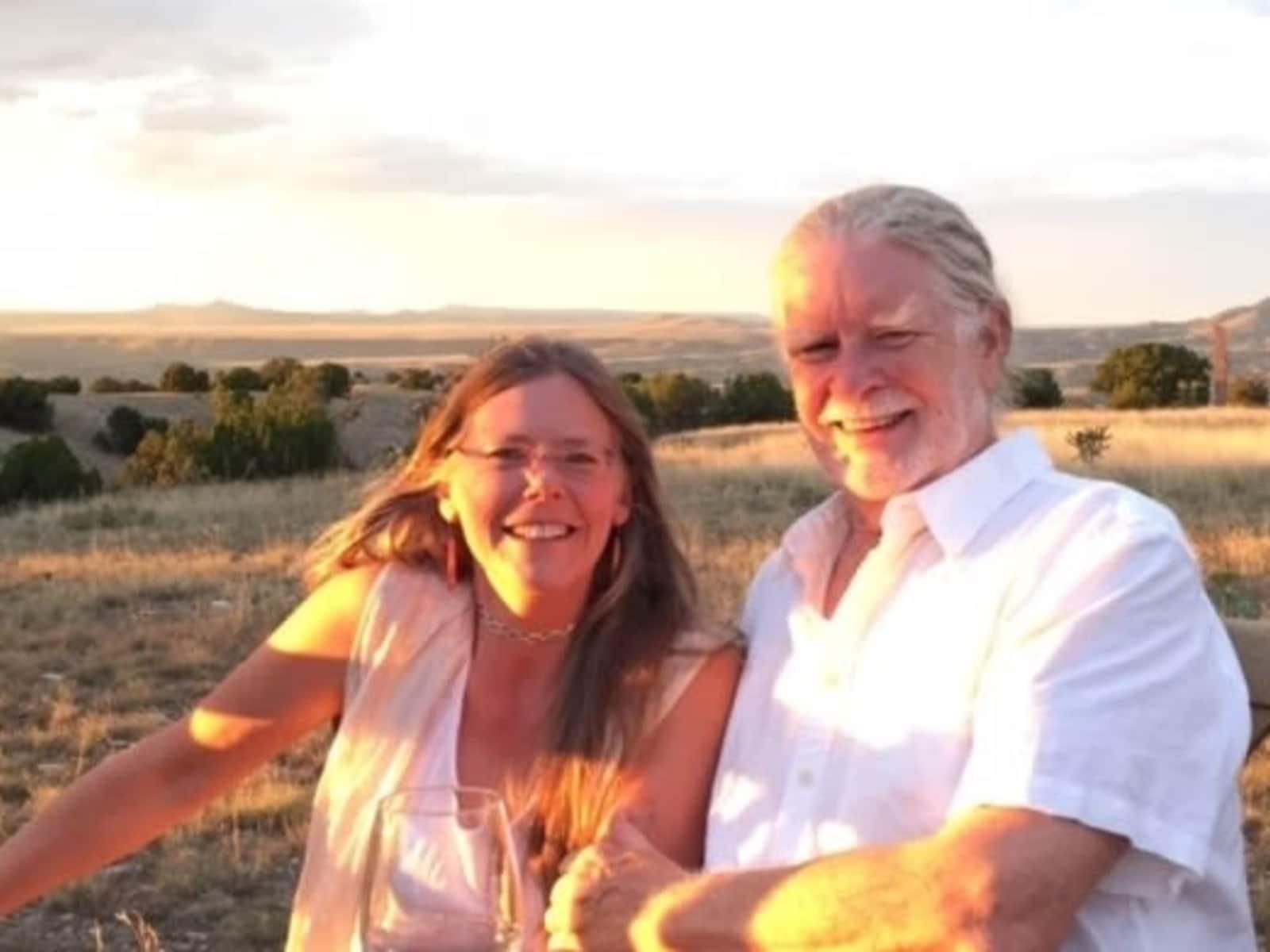 Diane & Don from Santa Fe, New Mexico, United States