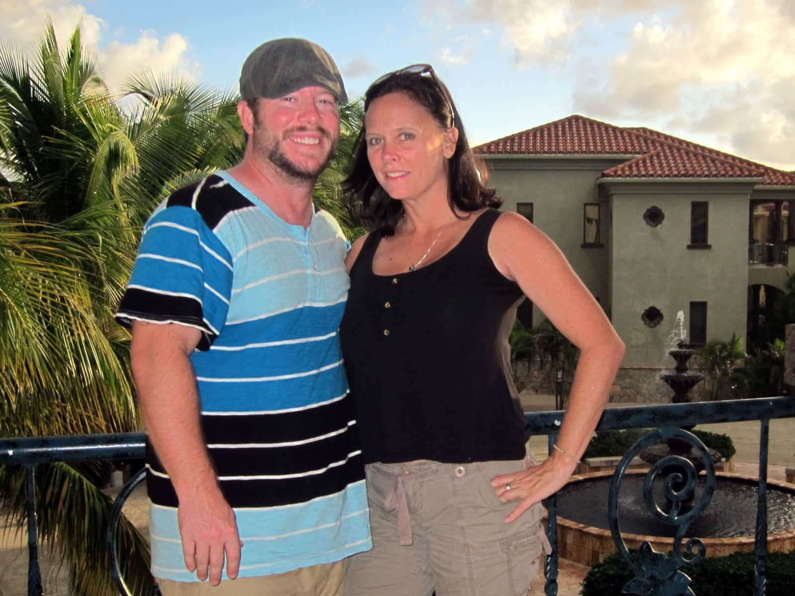 Heather tamara & Donny from Fernandina Beach, Florida, United States