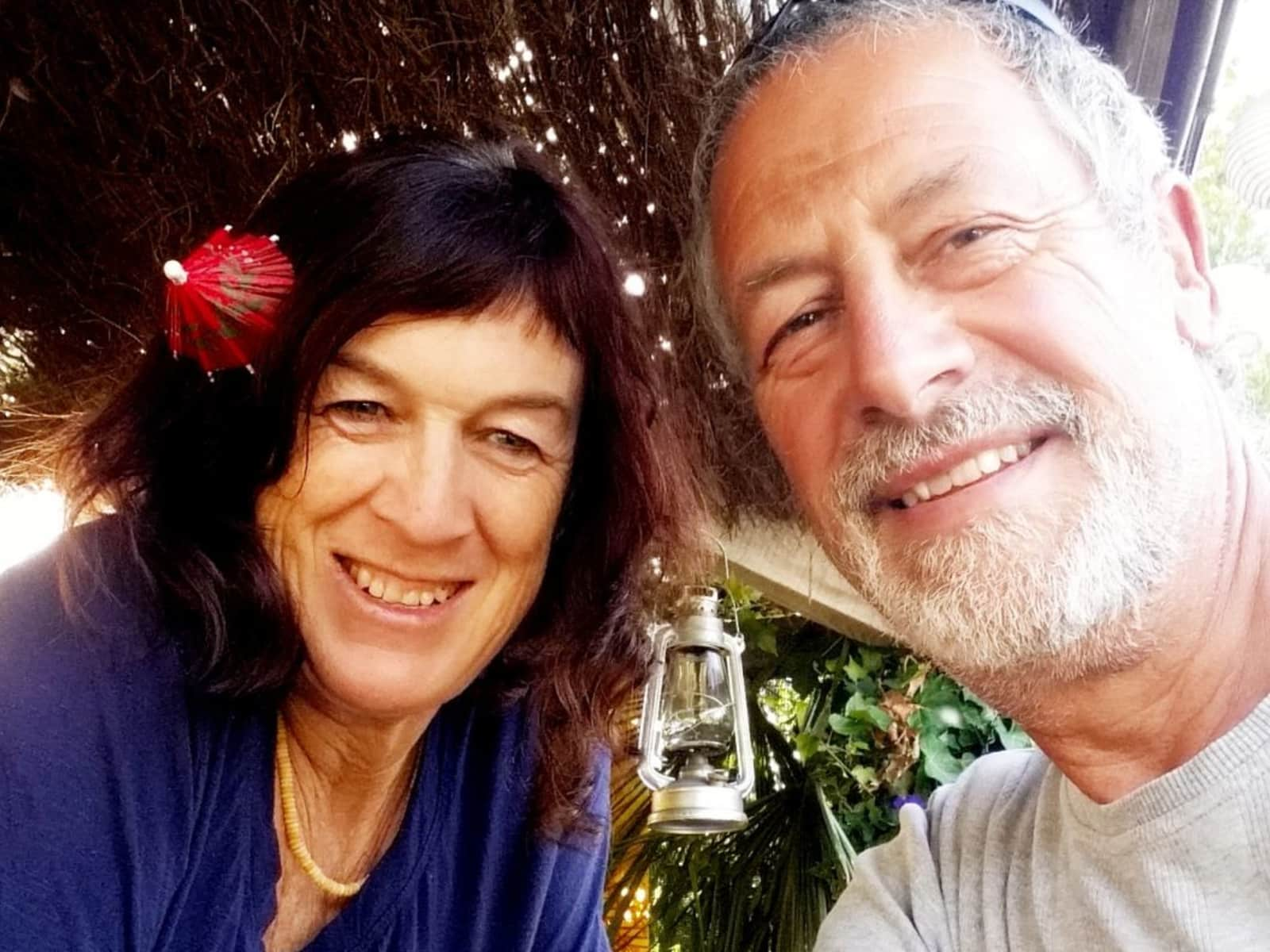 Simon & Adrienne from Nelson, New Zealand