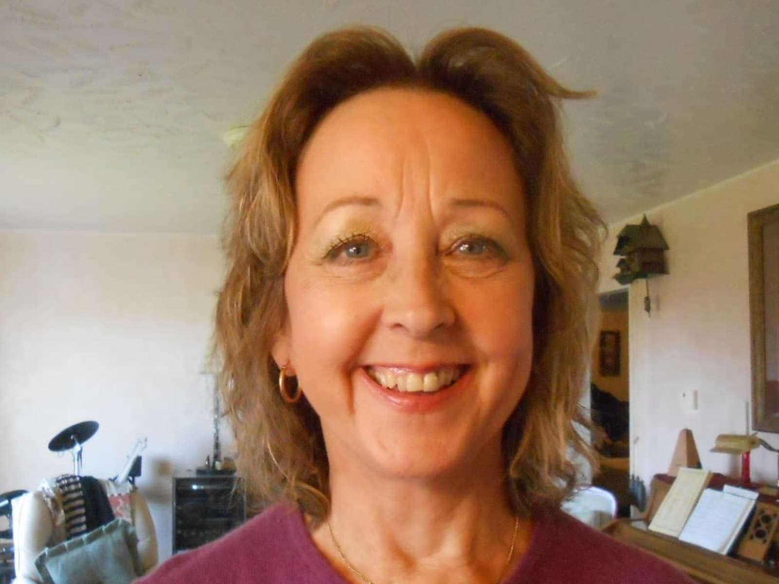 Karen from Bedford, United Kingdom