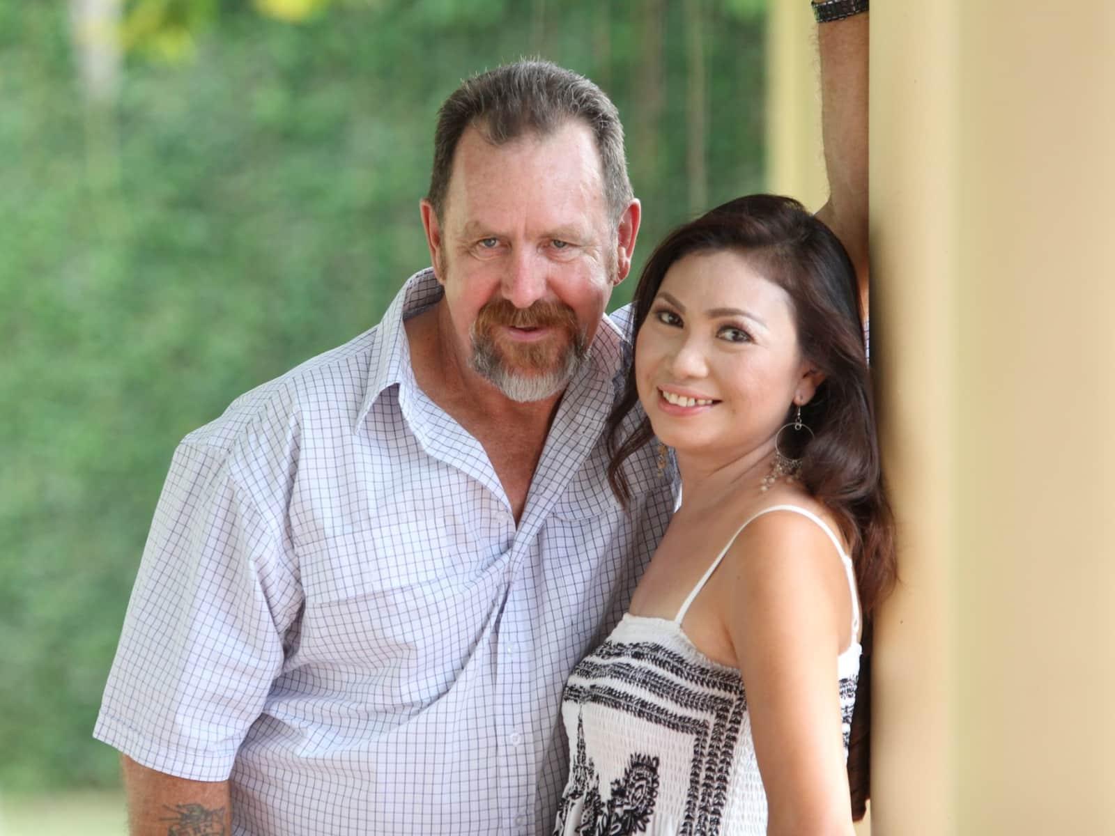 Hugh & Amelia from Geraldton, Western Australia, Australia