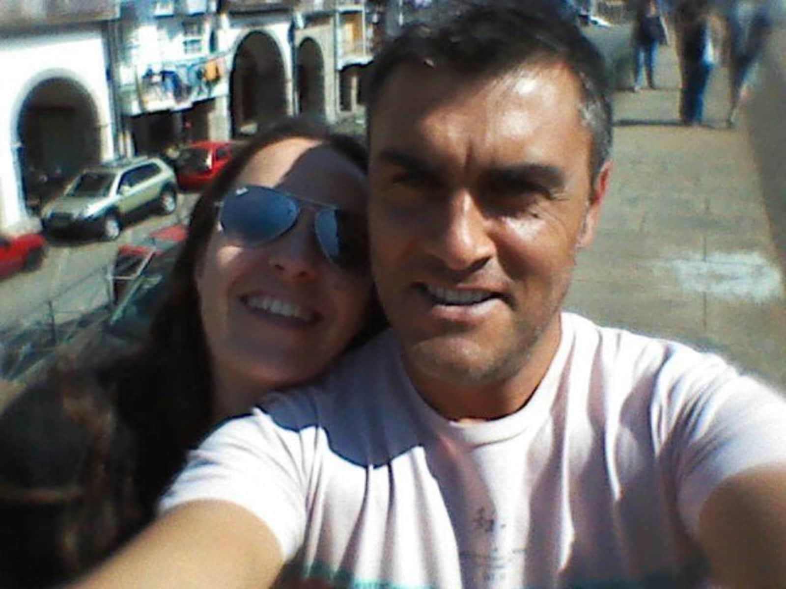 Carolina & Kike from Verónica, Argentina