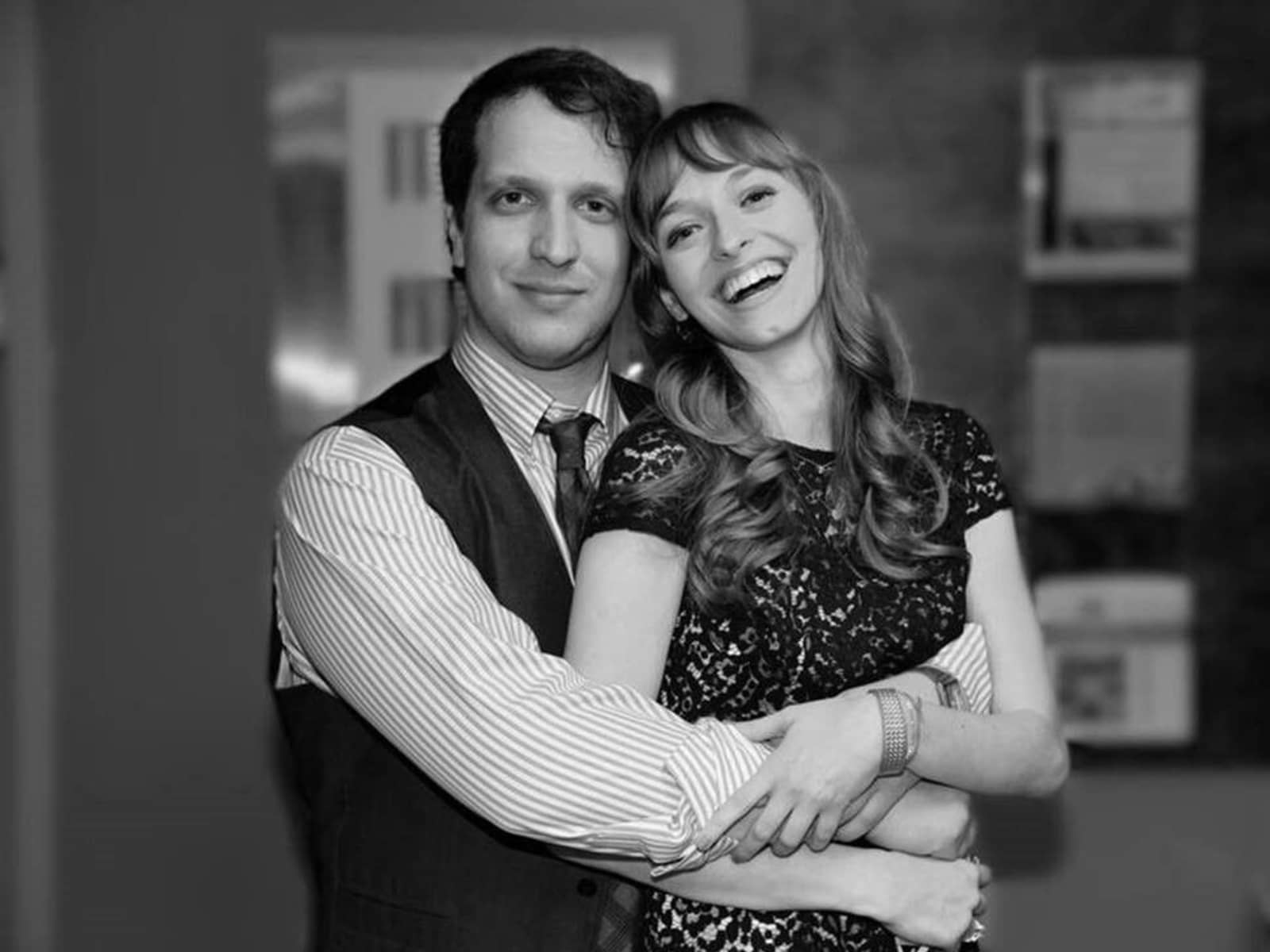 Dr. michael & Gita from Toronto, Ontario, Canada