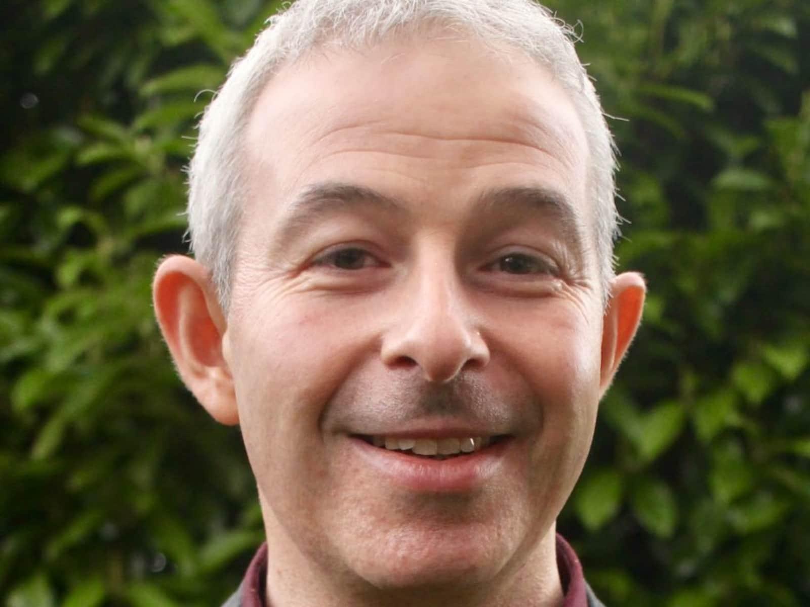 Garry from Farnham, United Kingdom