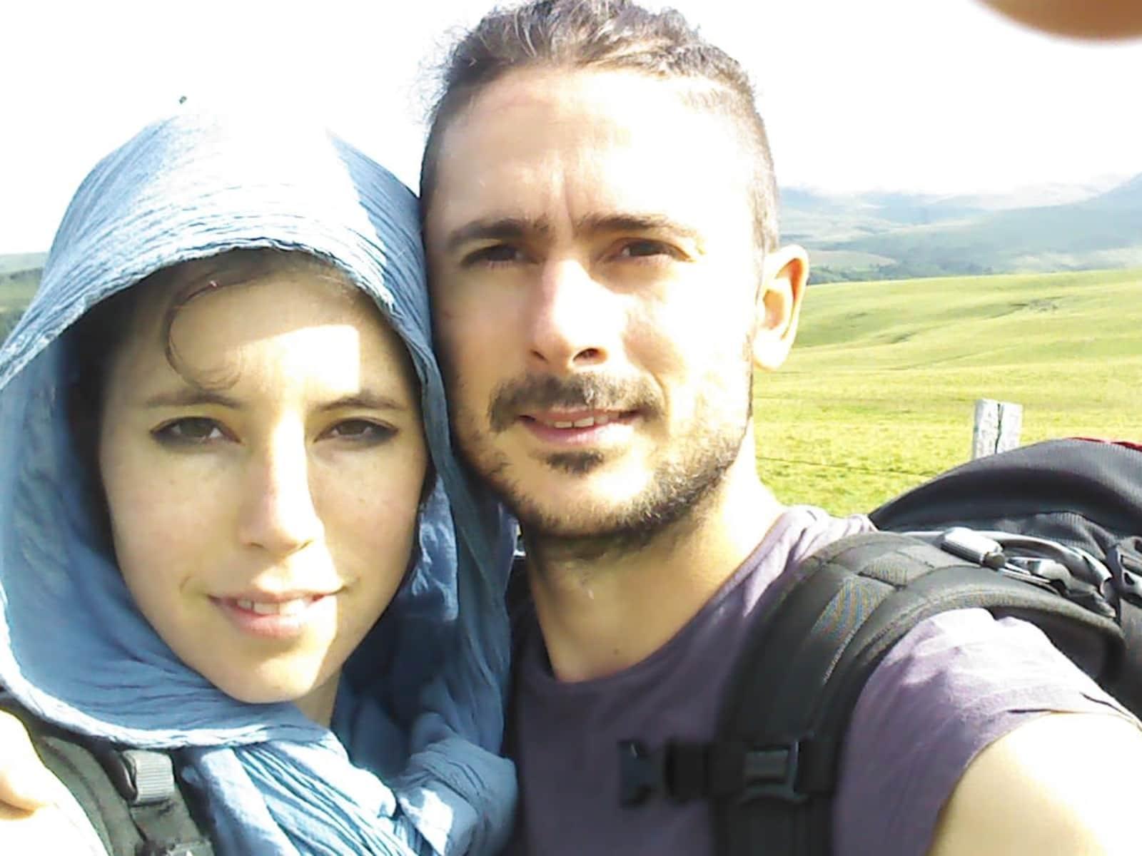 Mathilde & Guillaume from Berlin, Germany