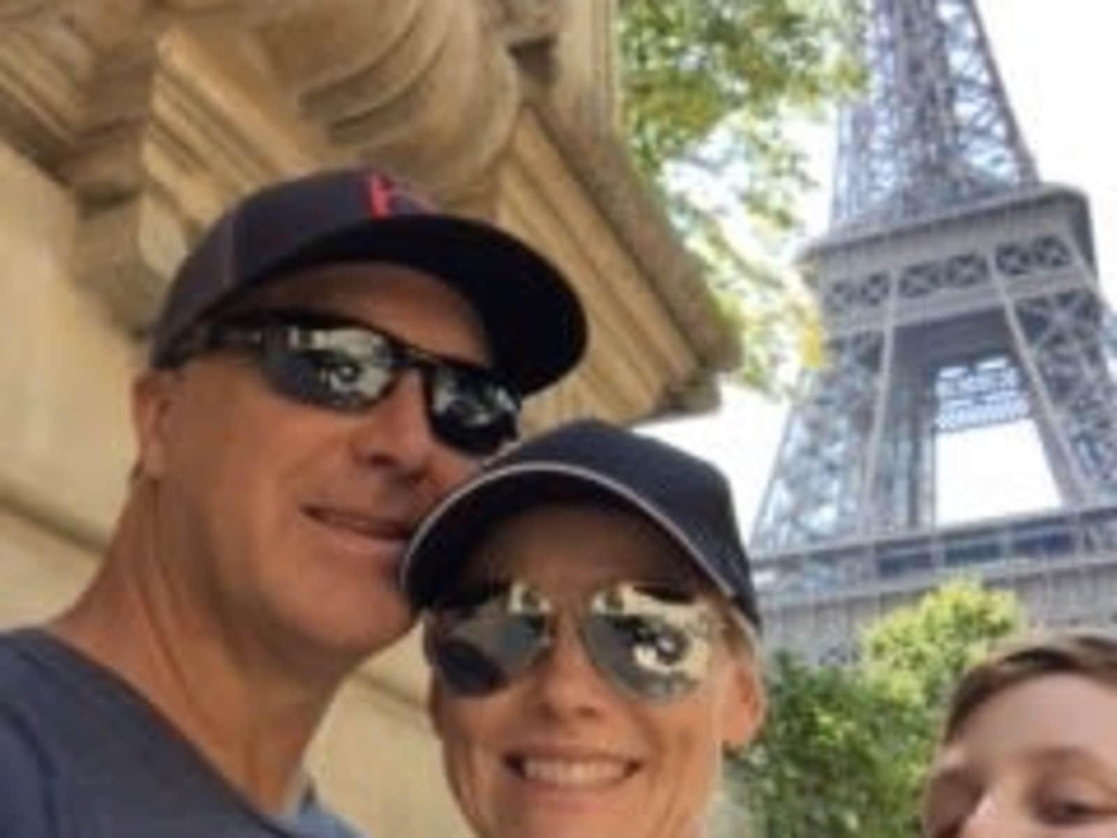 Ian & Gina from Rocklin, California, United States