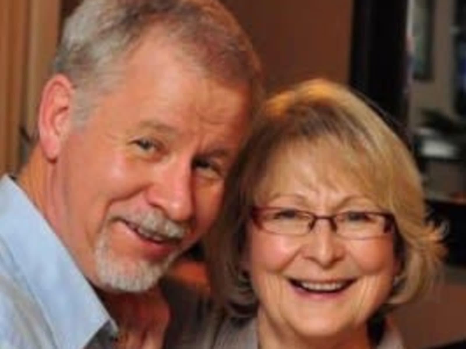 Karen & Jim from Victoria, British Columbia, Canada