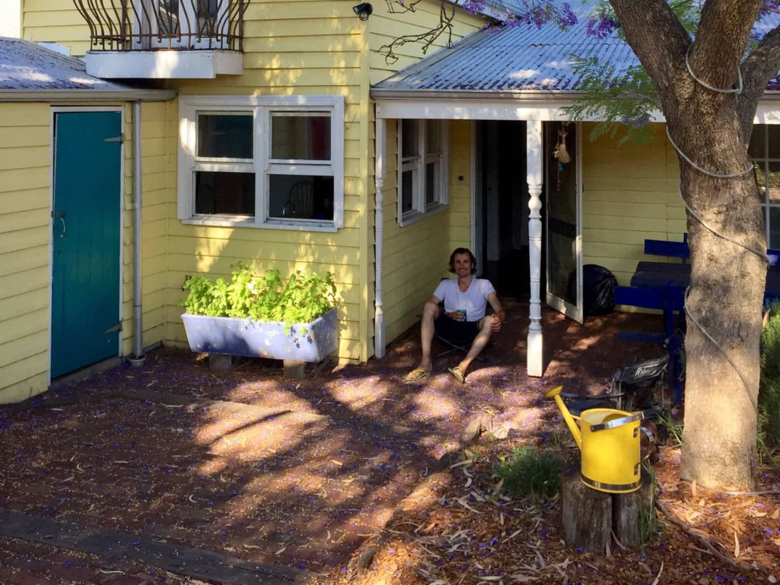 Housesitting assignment in West Leederville, Western Australia, Australia
