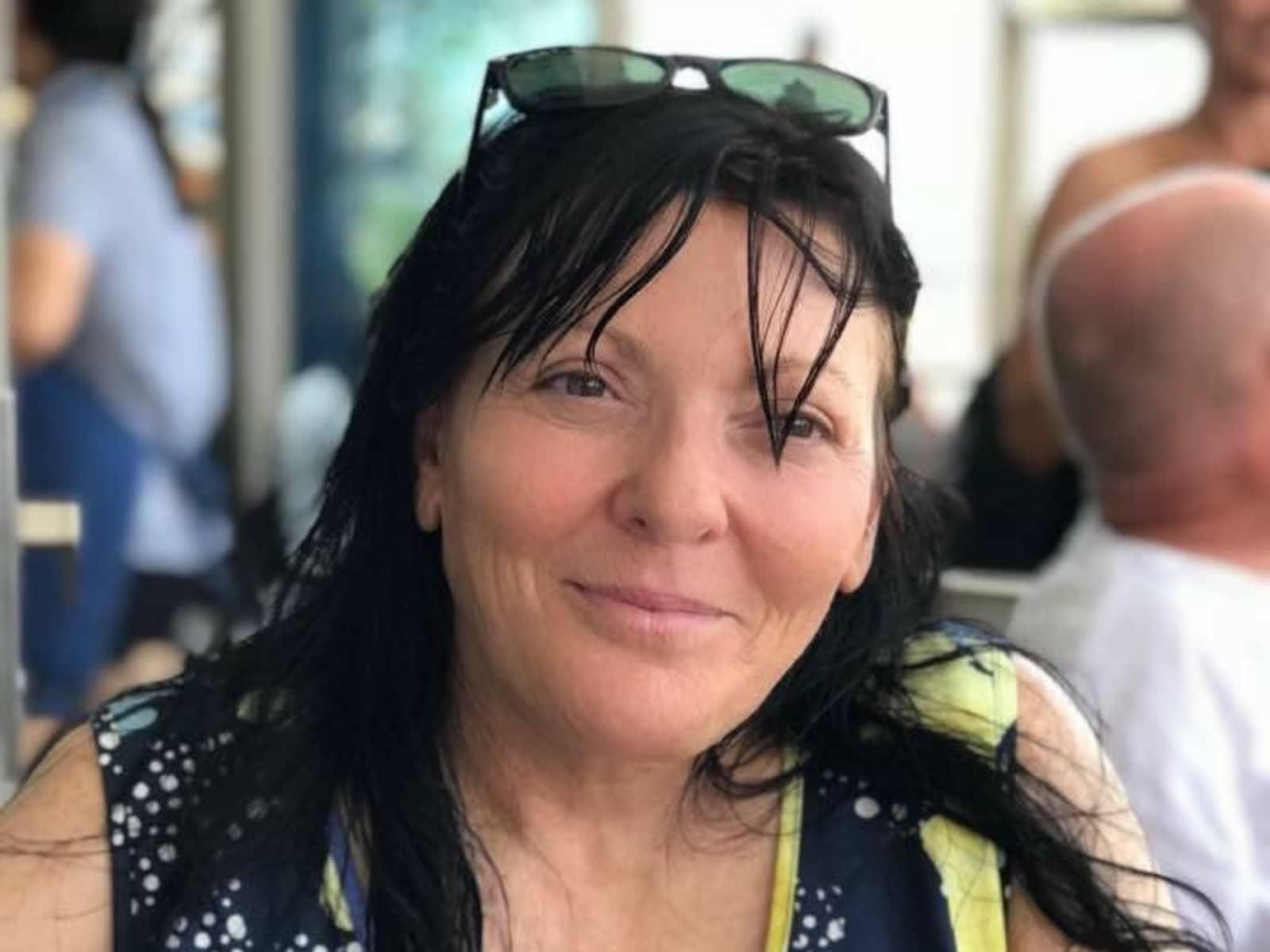 Claire from Perth, Western Australia, Australia