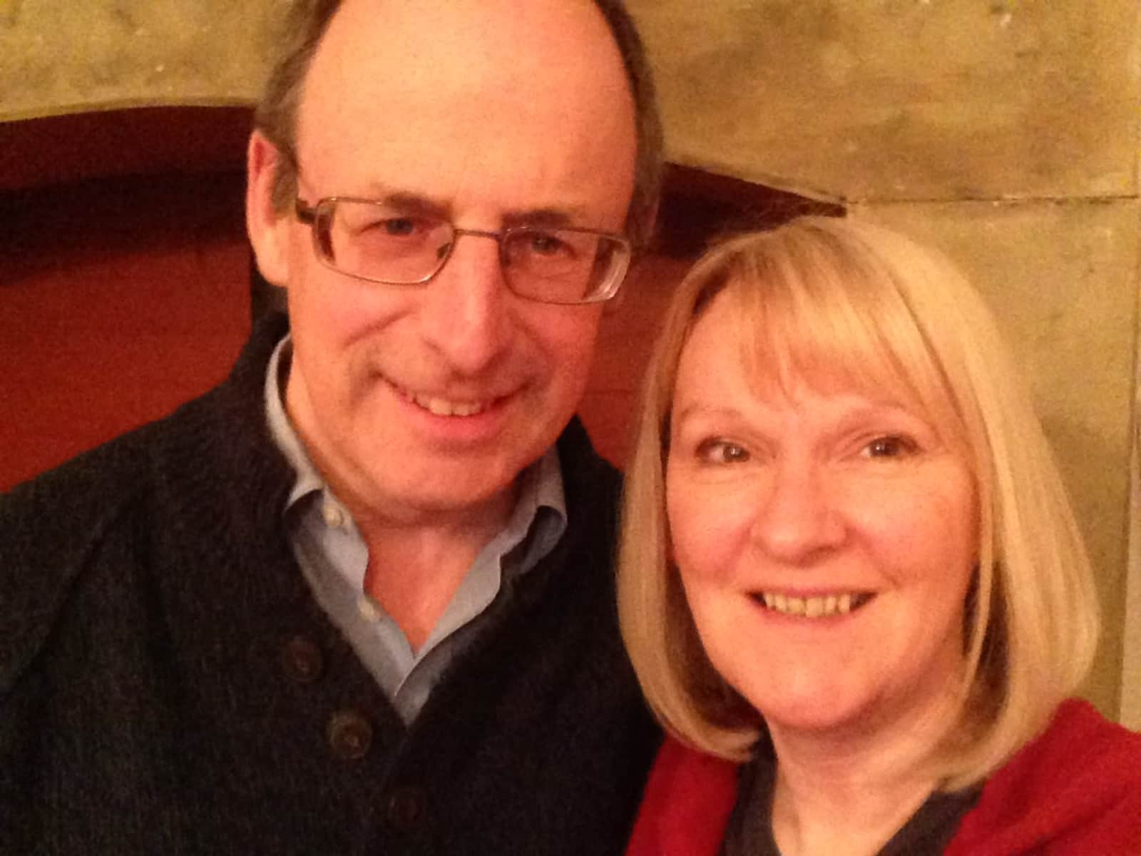 Helen & Andy from Shrewsbury, United Kingdom