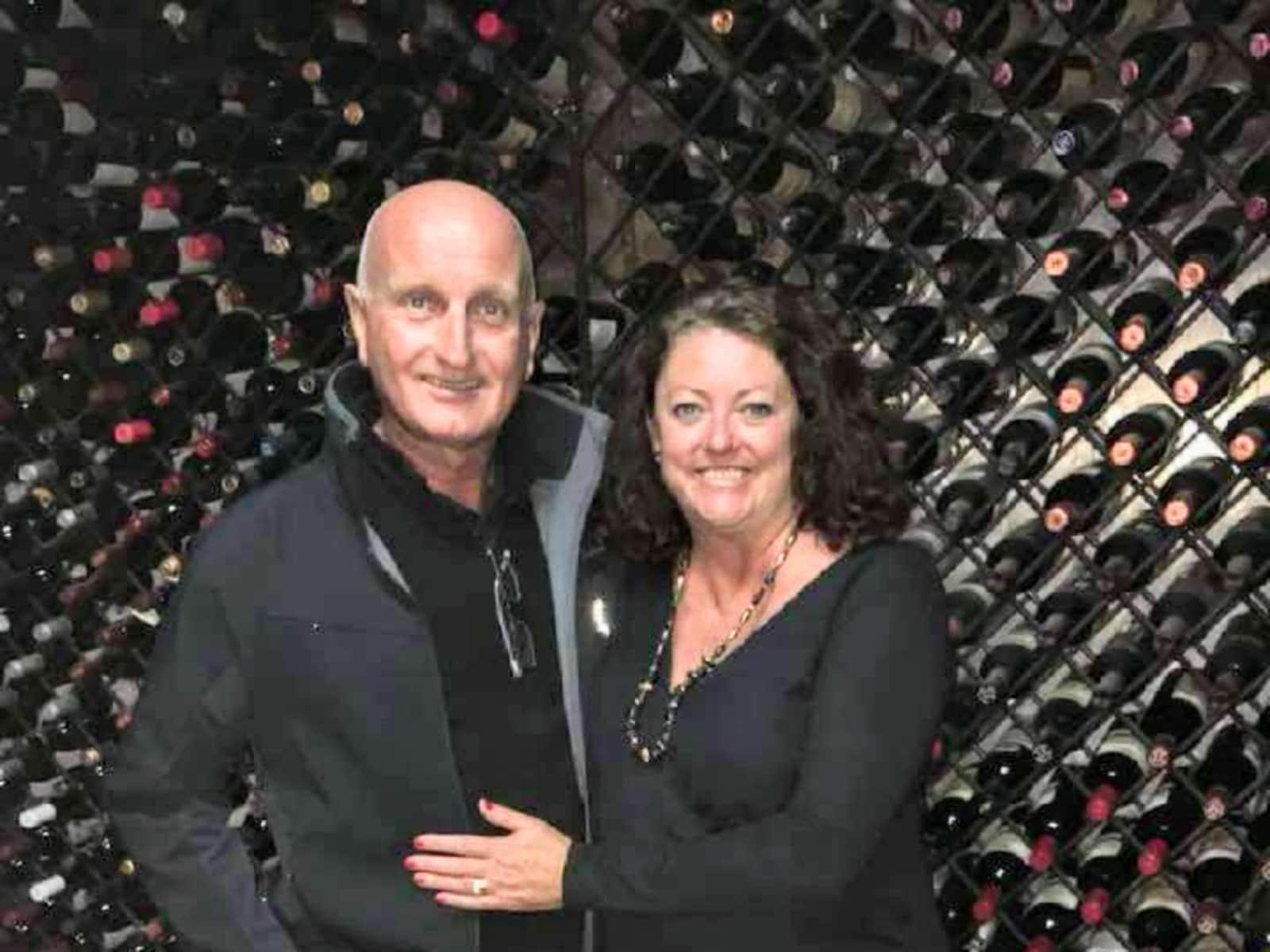 Quenton & Gillian from Puerto Rey, Spain