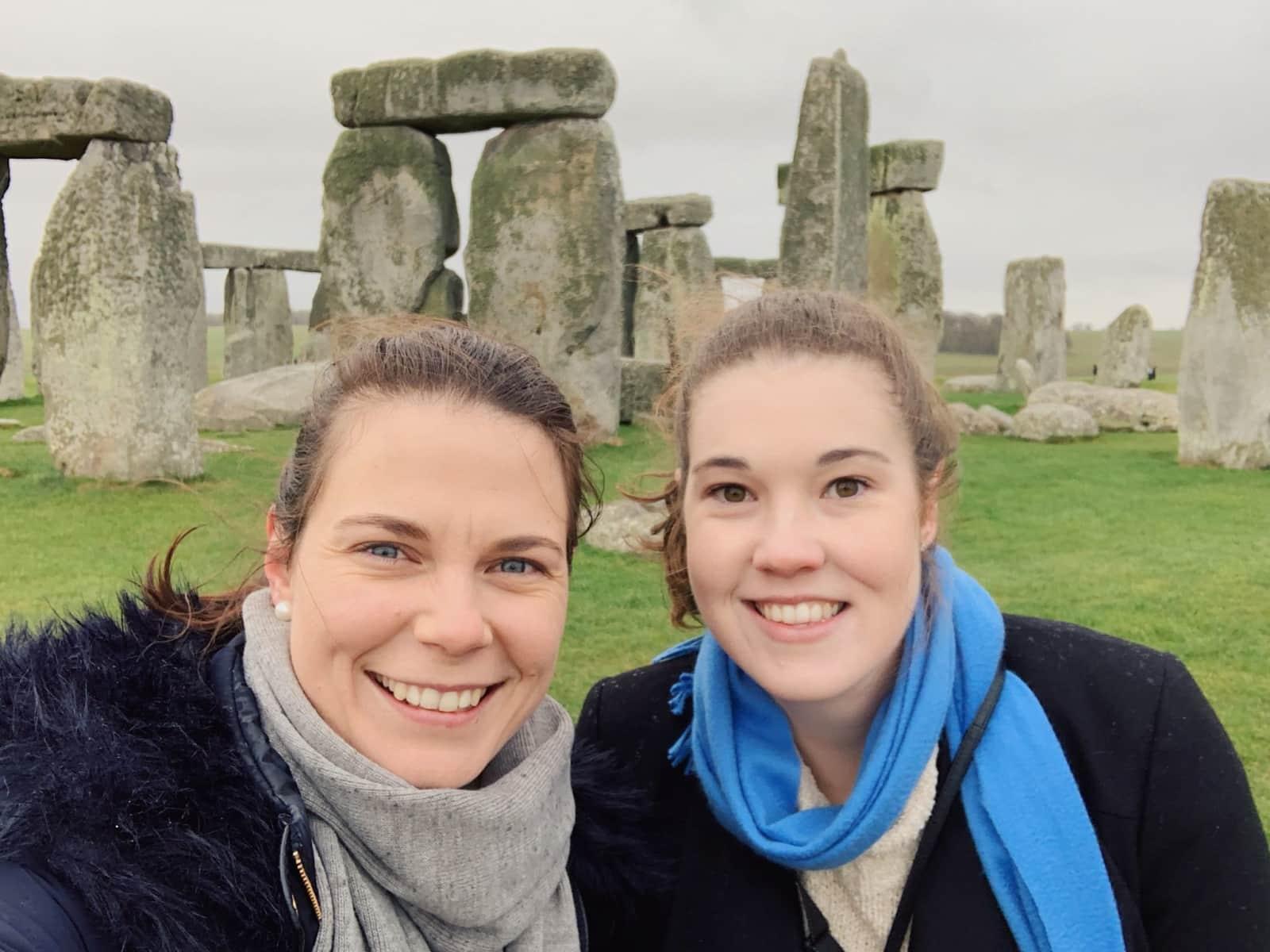 Olivia & Chloe from Bristol, United Kingdom
