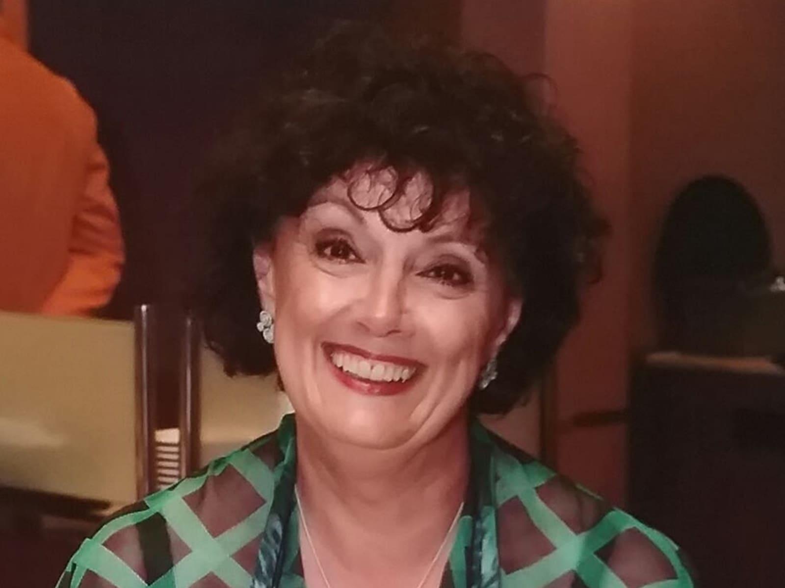 Rosanna from Melbourne, Victoria, Australia