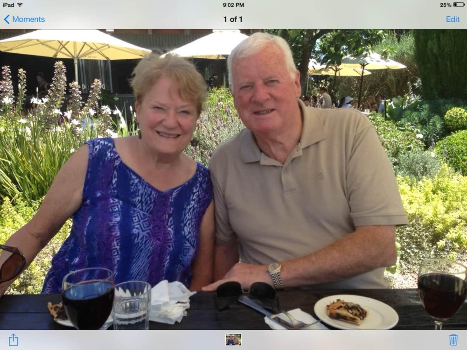 Laura & Frank from Geelong, Victoria, Australia