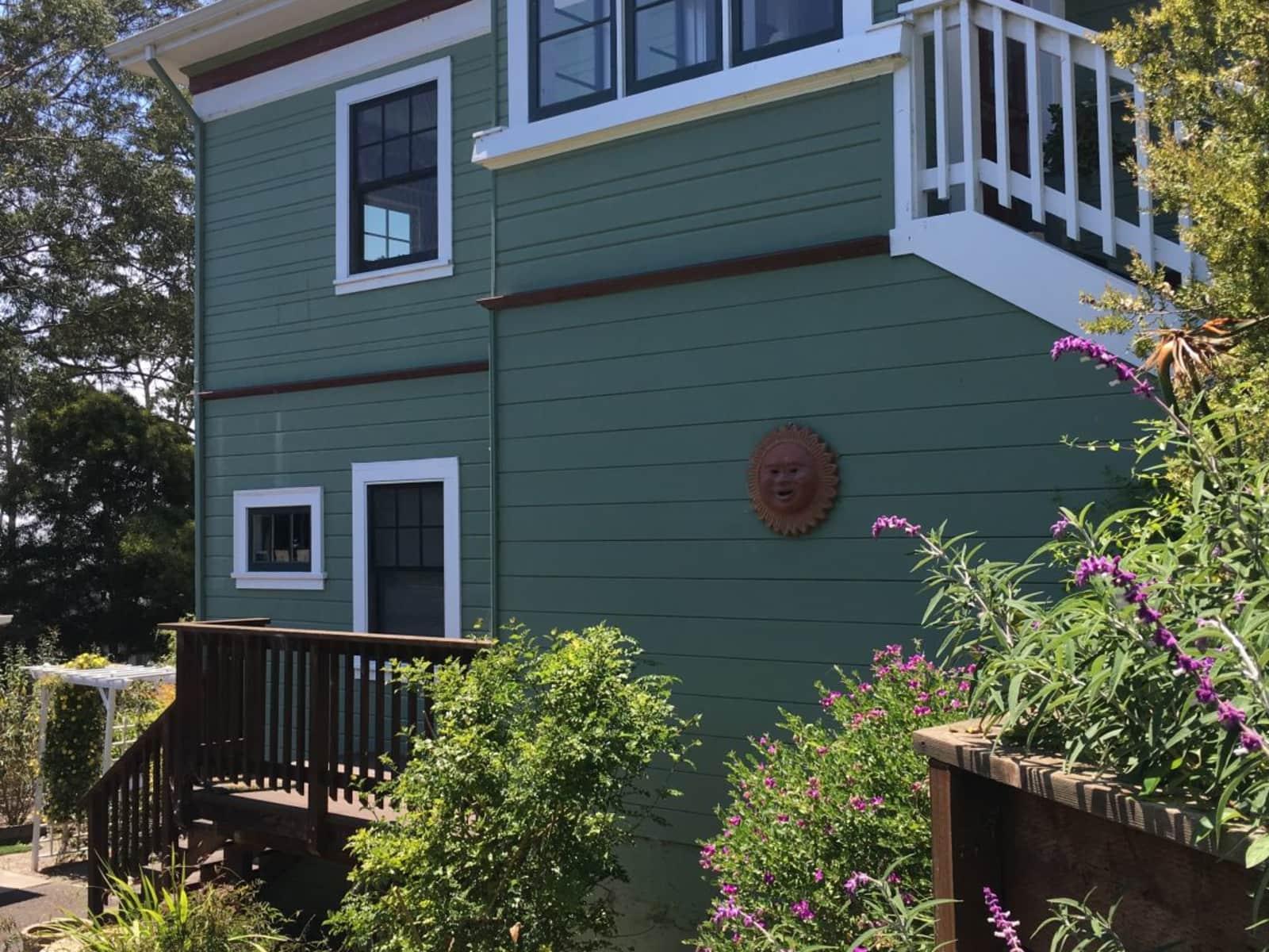 Housesitting assignment in El Granada, California, United States