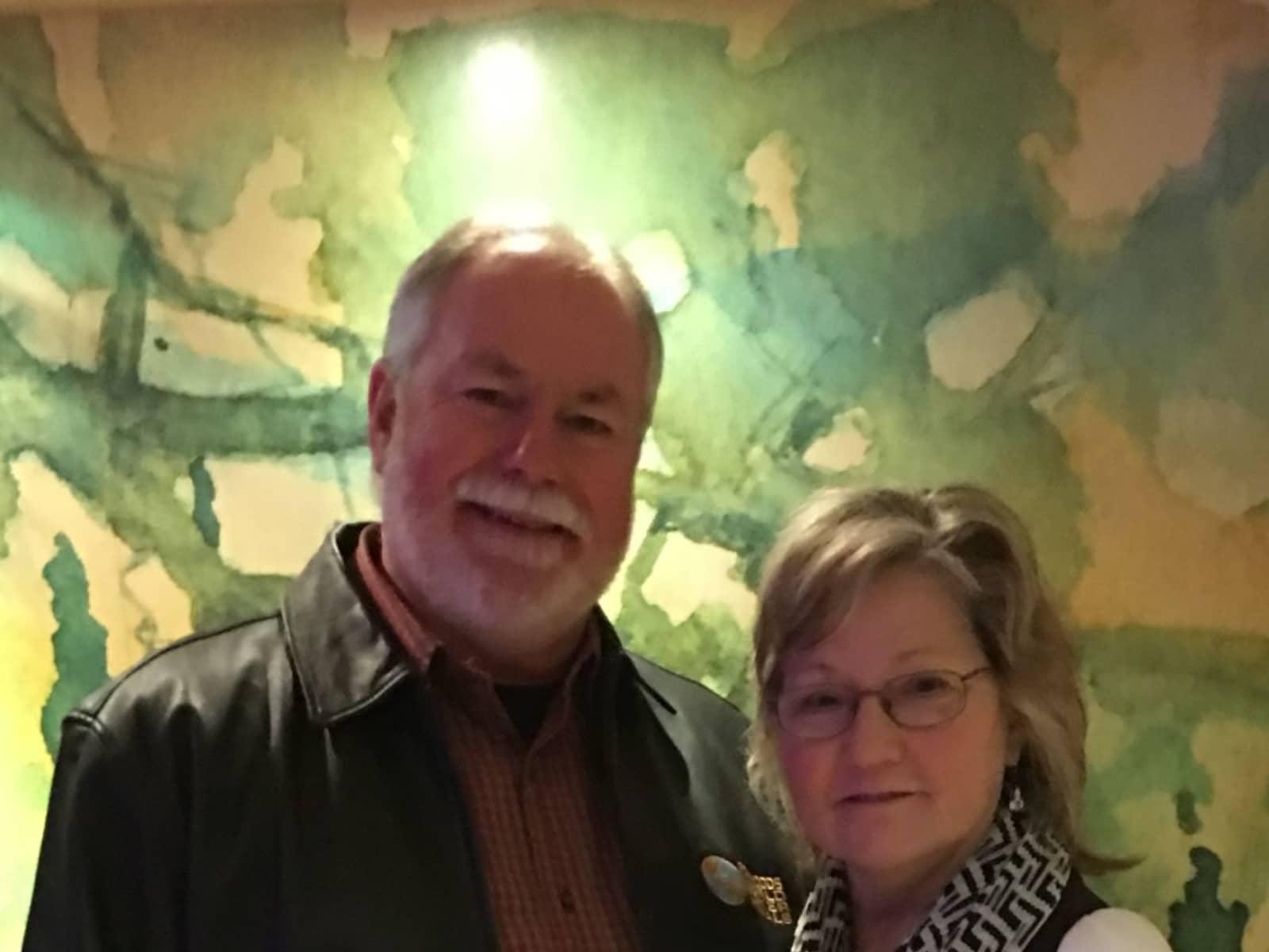 Rita & Larry from Pensacola, Florida, United States