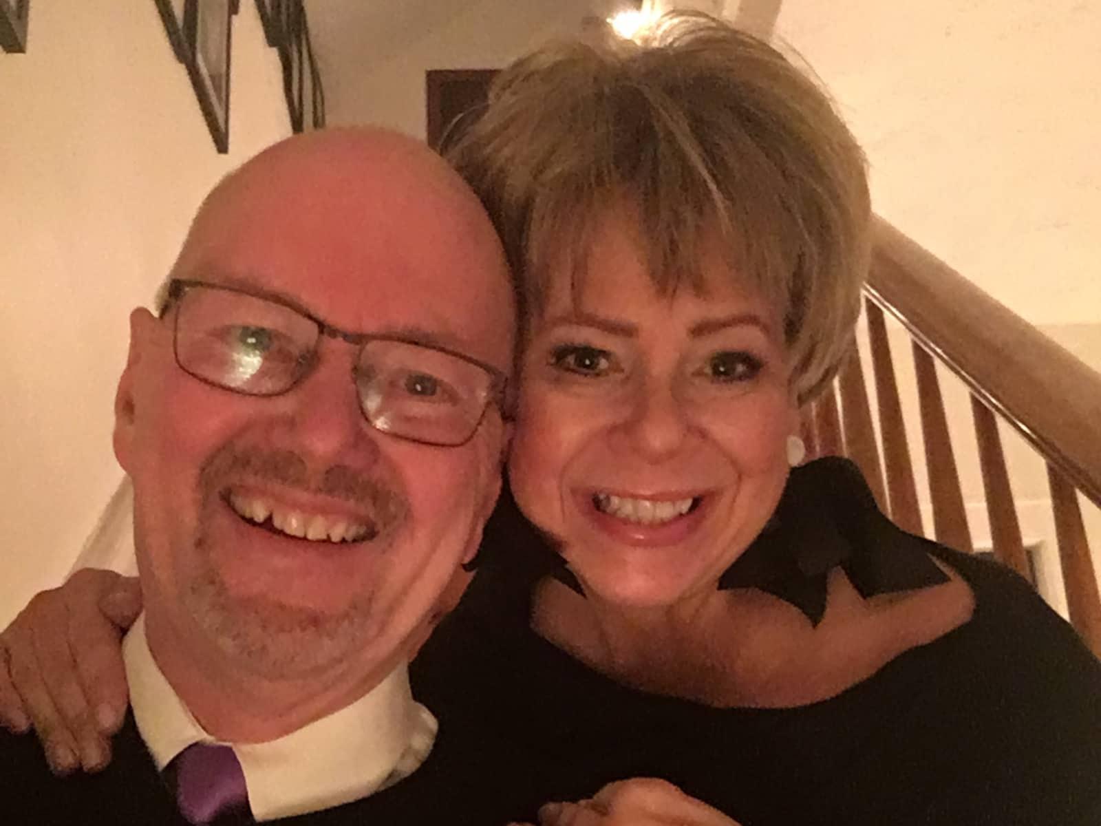 Roland & Deborah from Madrid, New York, United States