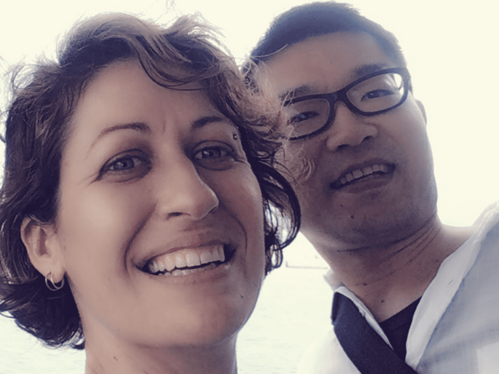 Leah & Daisuke from Walliston, Western Australia, Australia