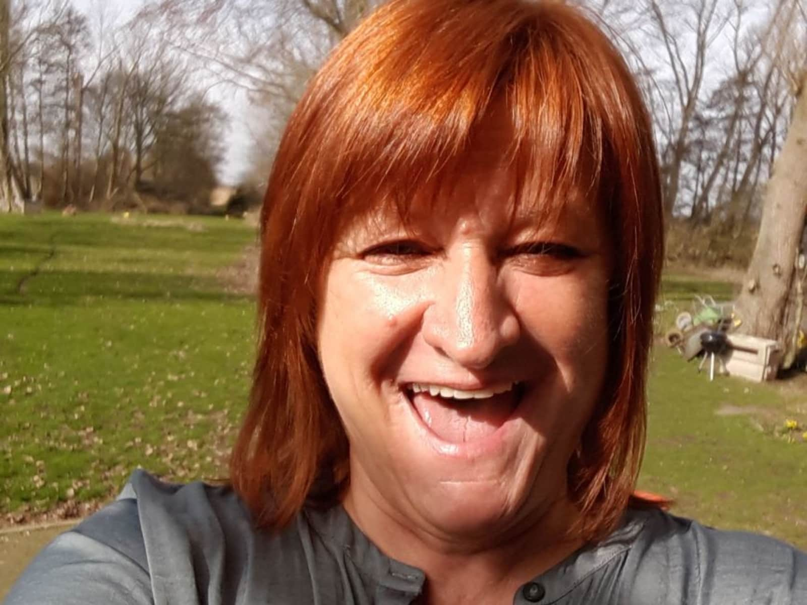 Anita from Middelie, Netherlands