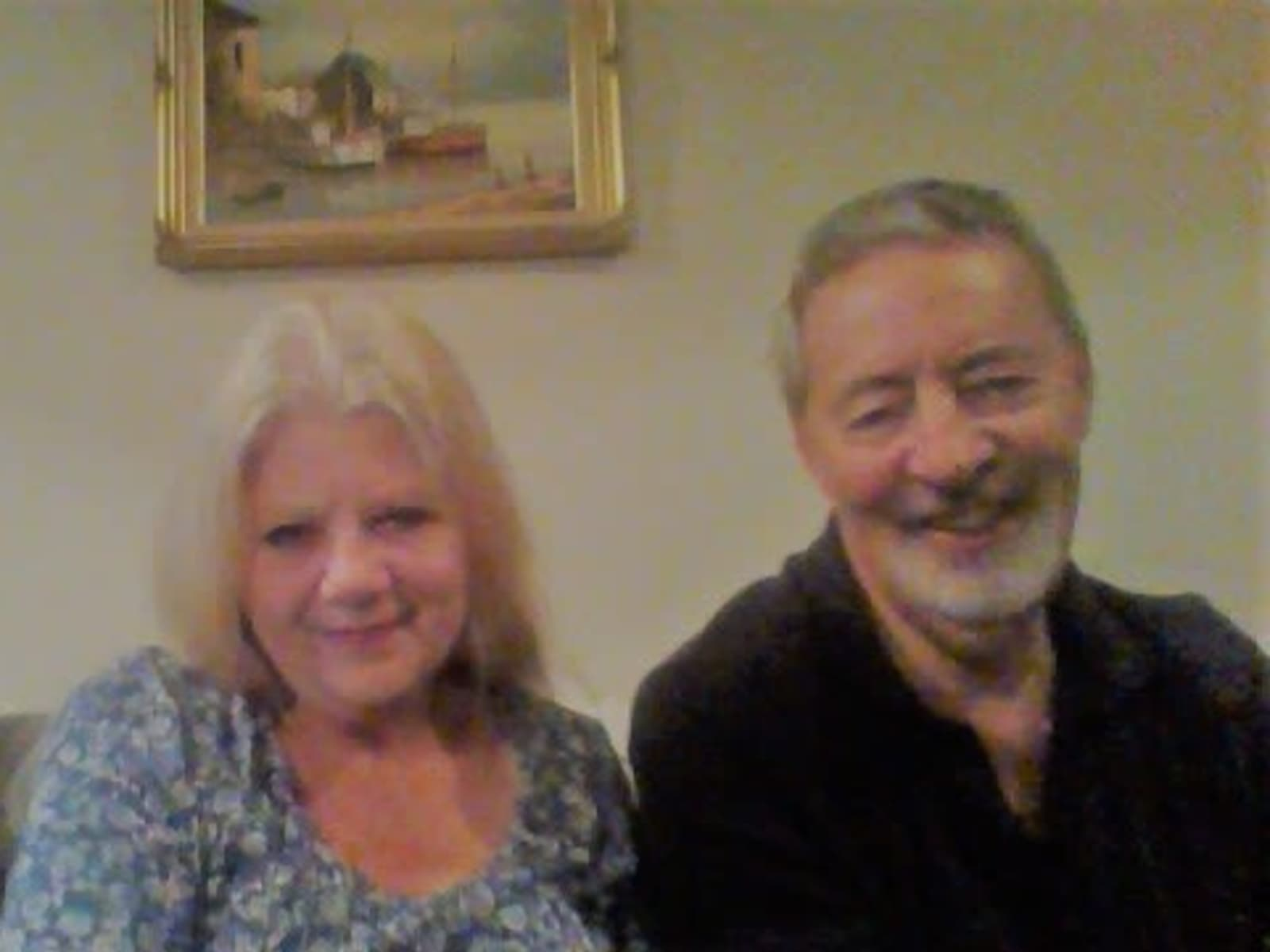 Fran & Alan from Chester, United Kingdom